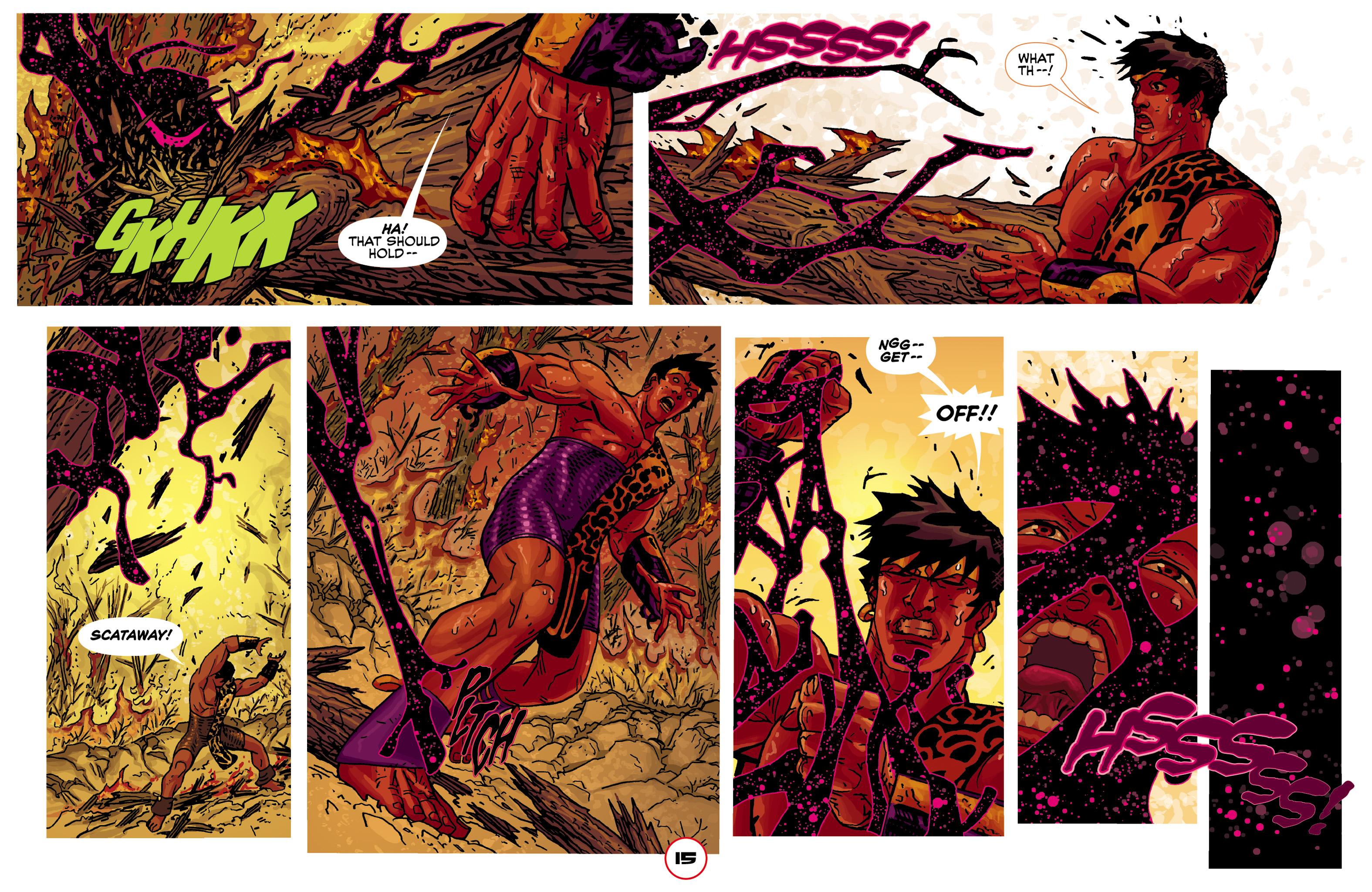 Read online Adam.3 comic -  Issue #2 - 17