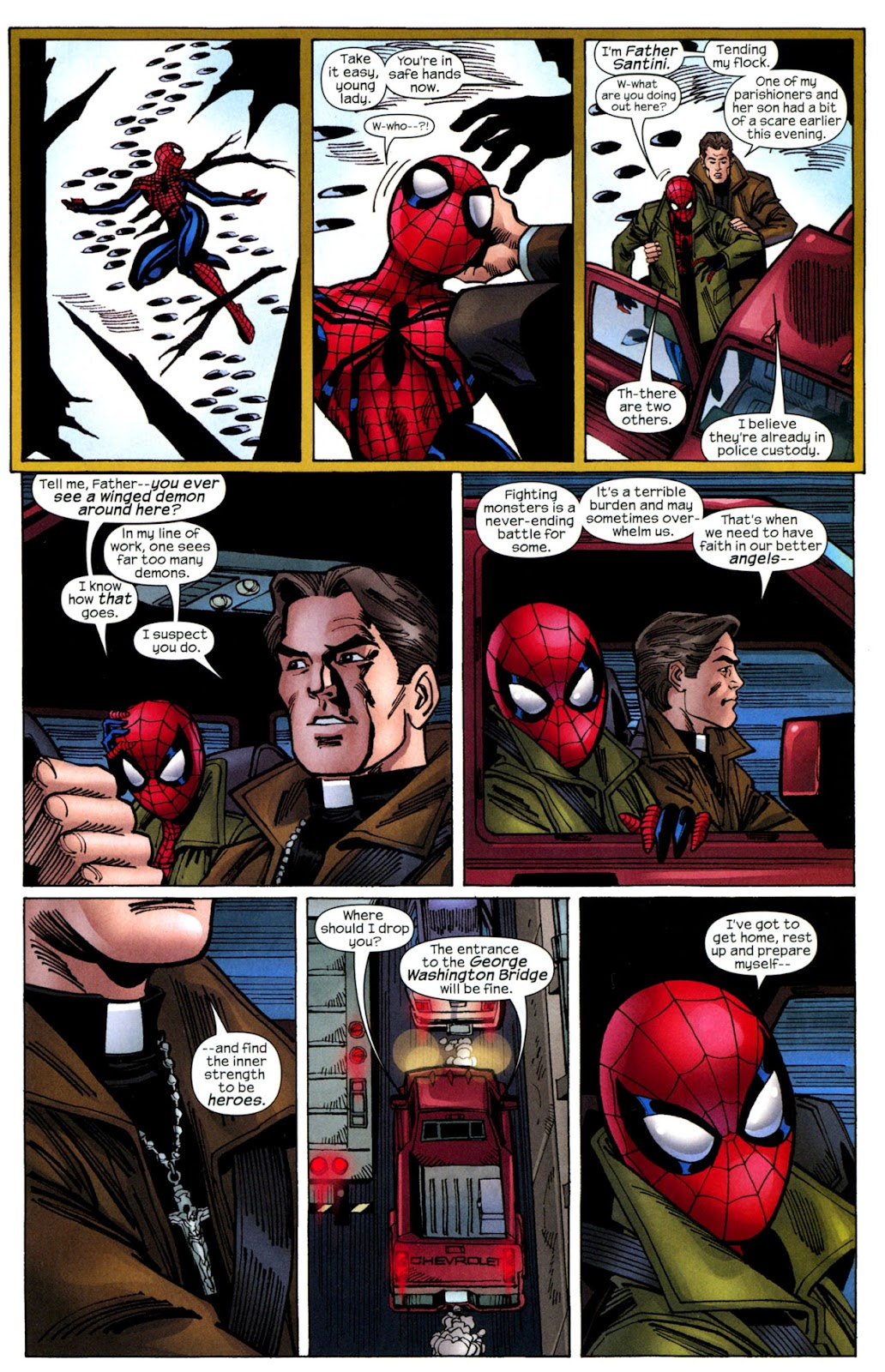 Web of Spider-Man (2009) Issue #1 #1 - English 36