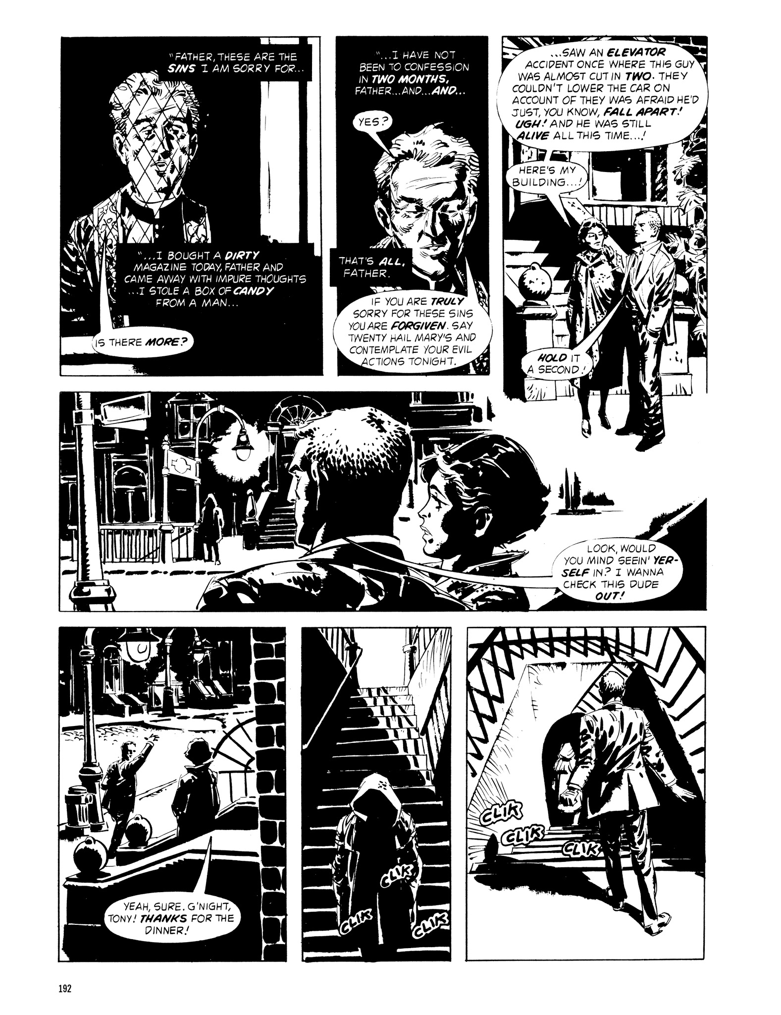 Read online Eerie Archives comic -  Issue # TPB 18 - 189