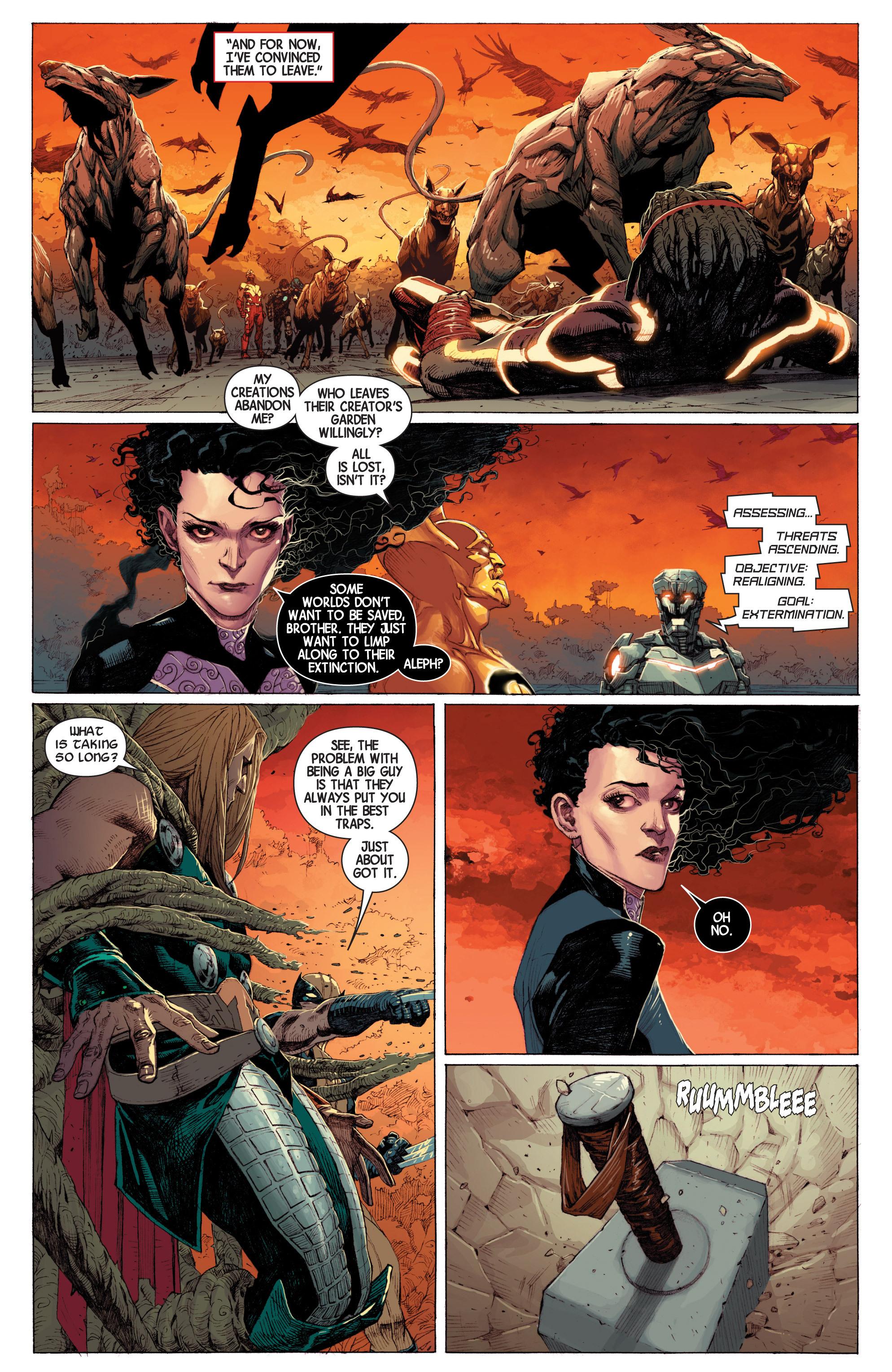 Read online Avengers (2013) comic -  Issue #Avengers (2013) _TPB 1 - 68