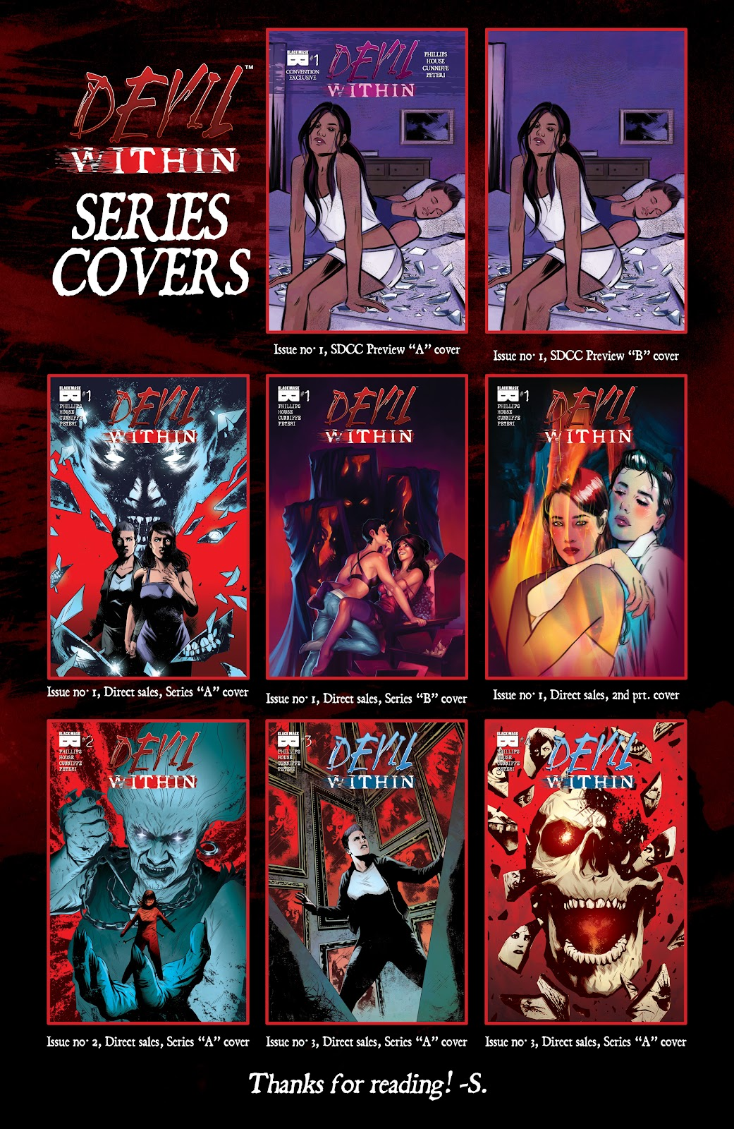 Read online Devil Within comic -  Issue #4 - 23