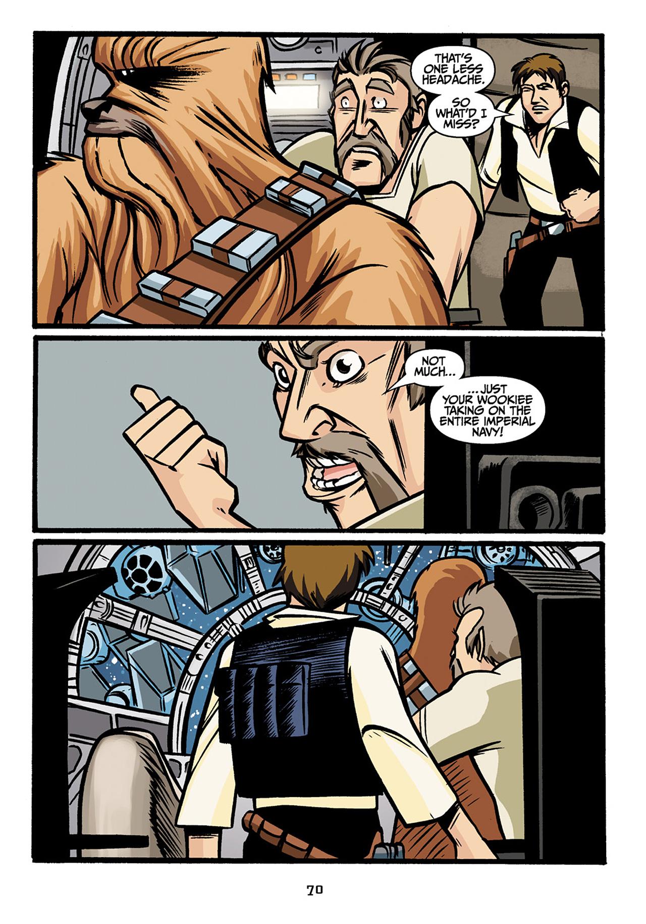 Read online Star Wars Omnibus comic -  Issue # Vol. 33 - 72