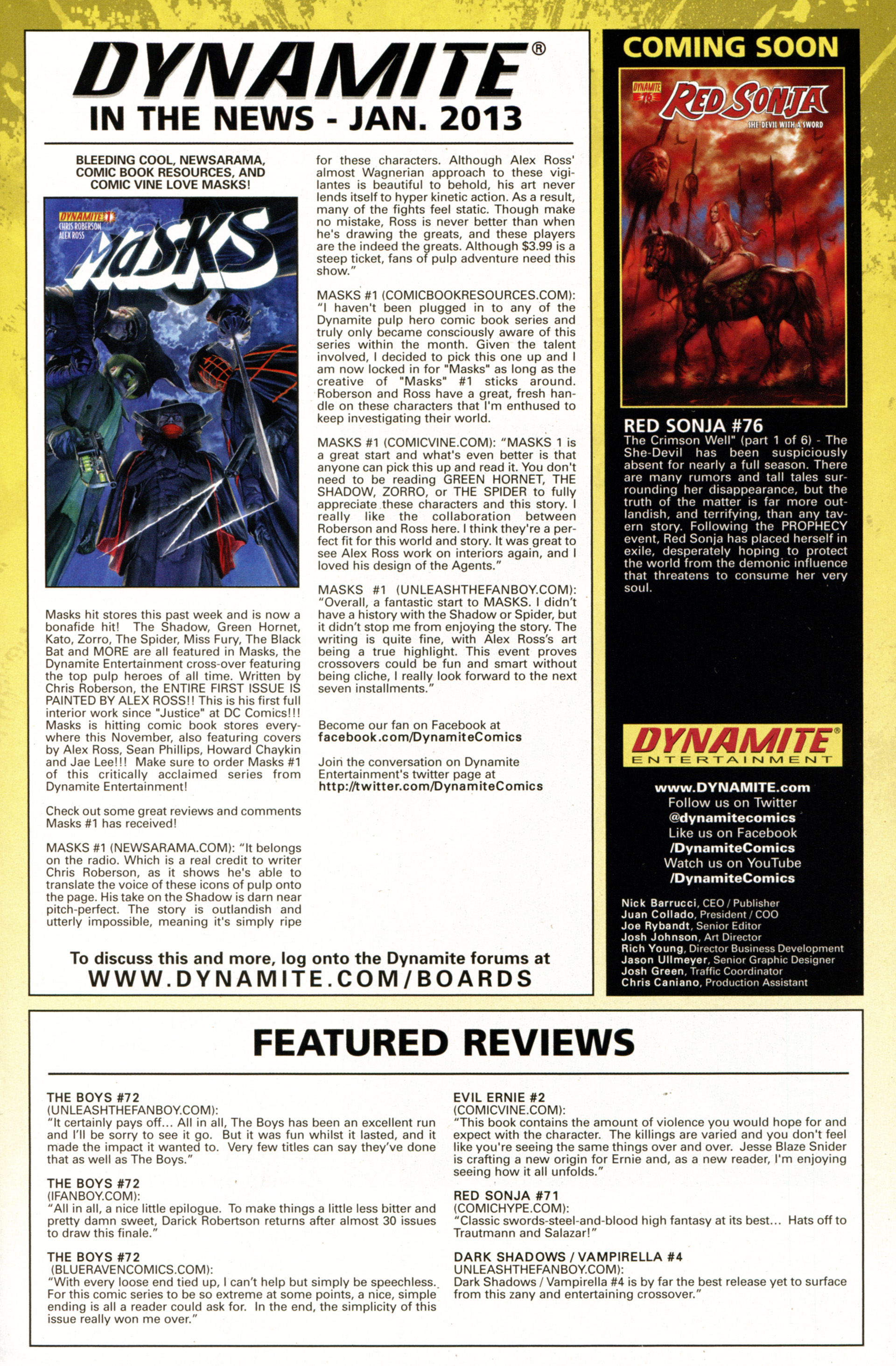 Read online Prophecy comic -  Issue #7 - 23