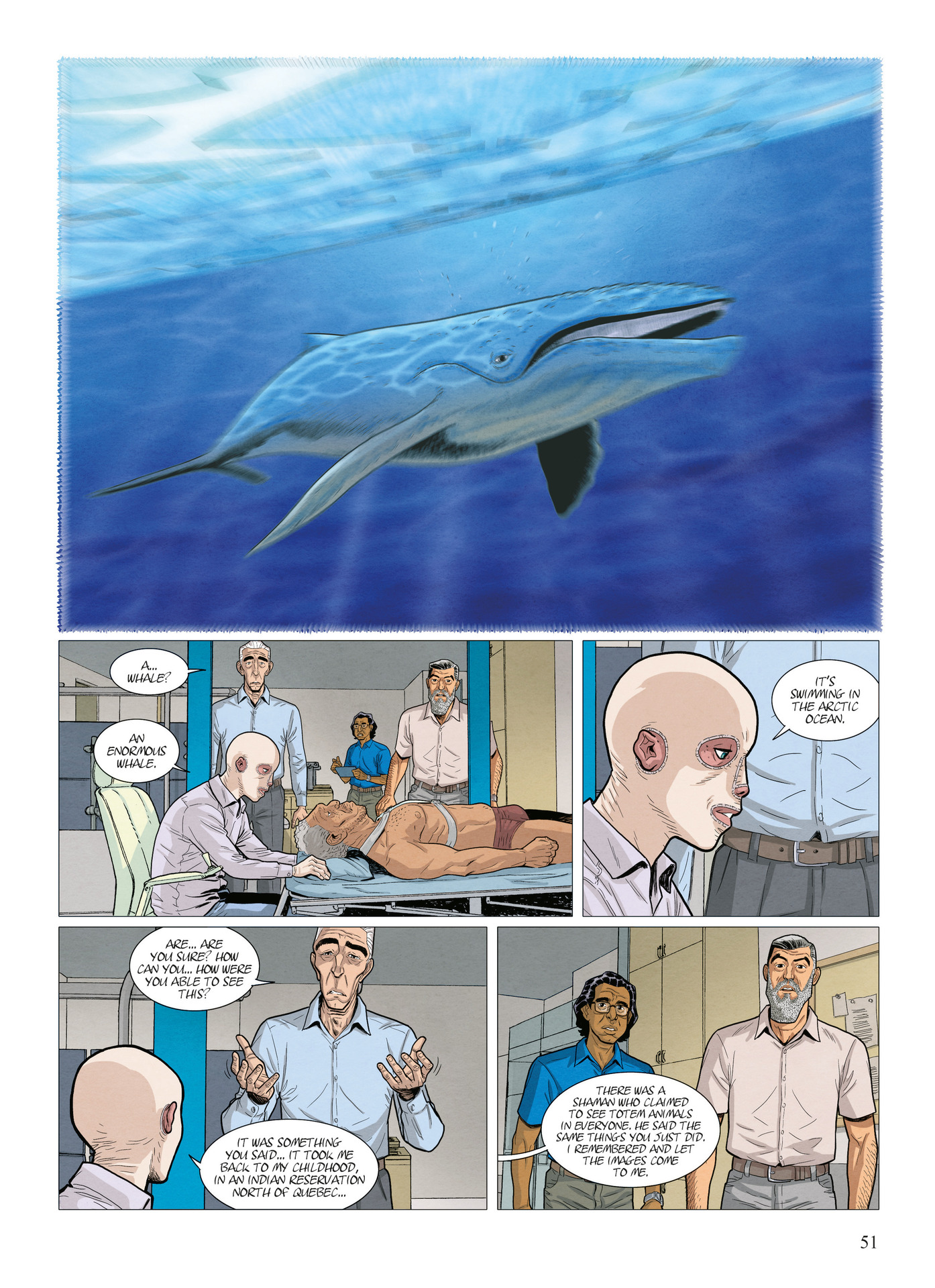Read online Alter Ego comic -  Issue #10 - 52