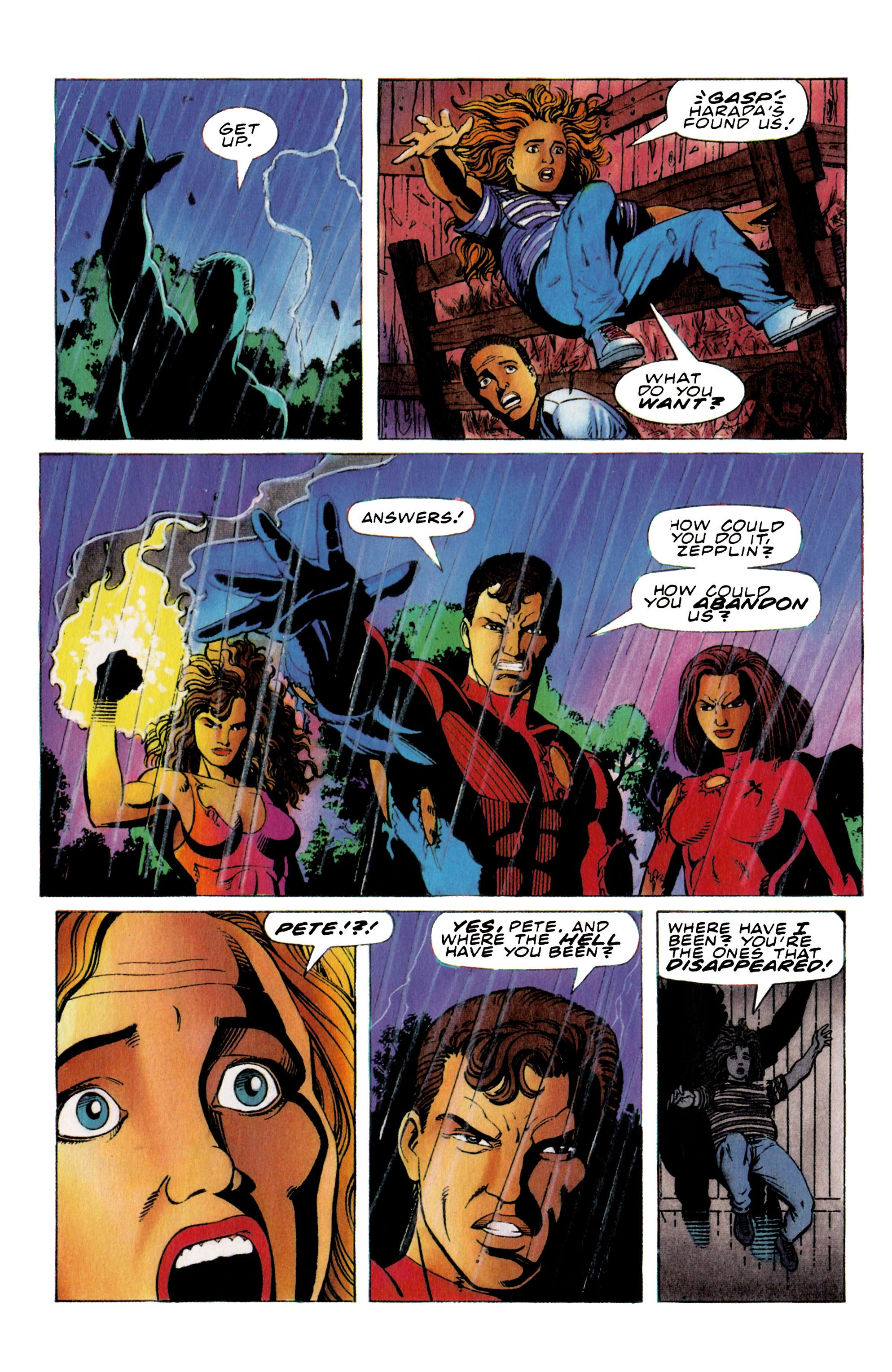 Read online Harbinger (1992) comic -  Issue #36 - 17