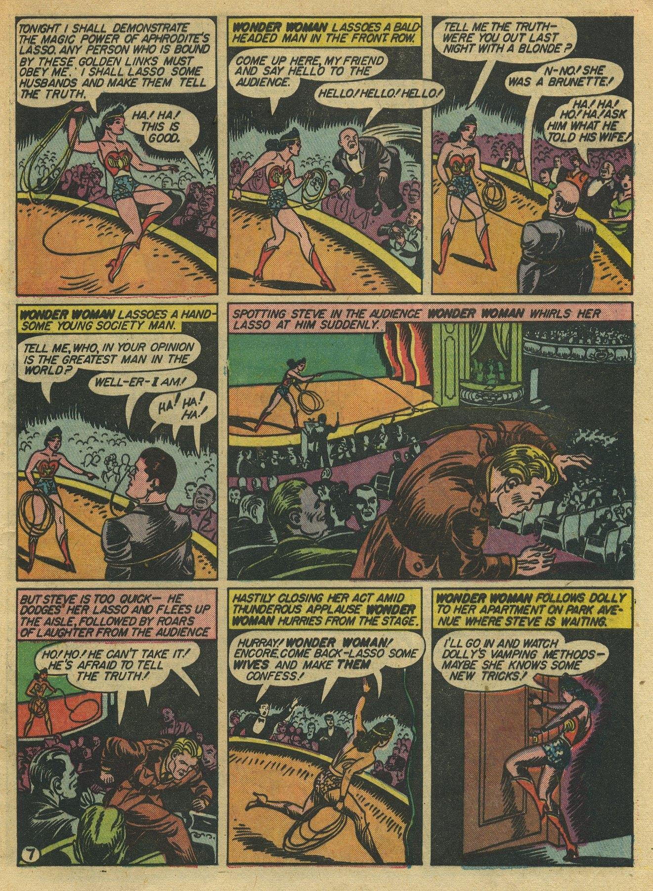 Read online Sensation (Mystery) Comics comic -  Issue #10 - 9
