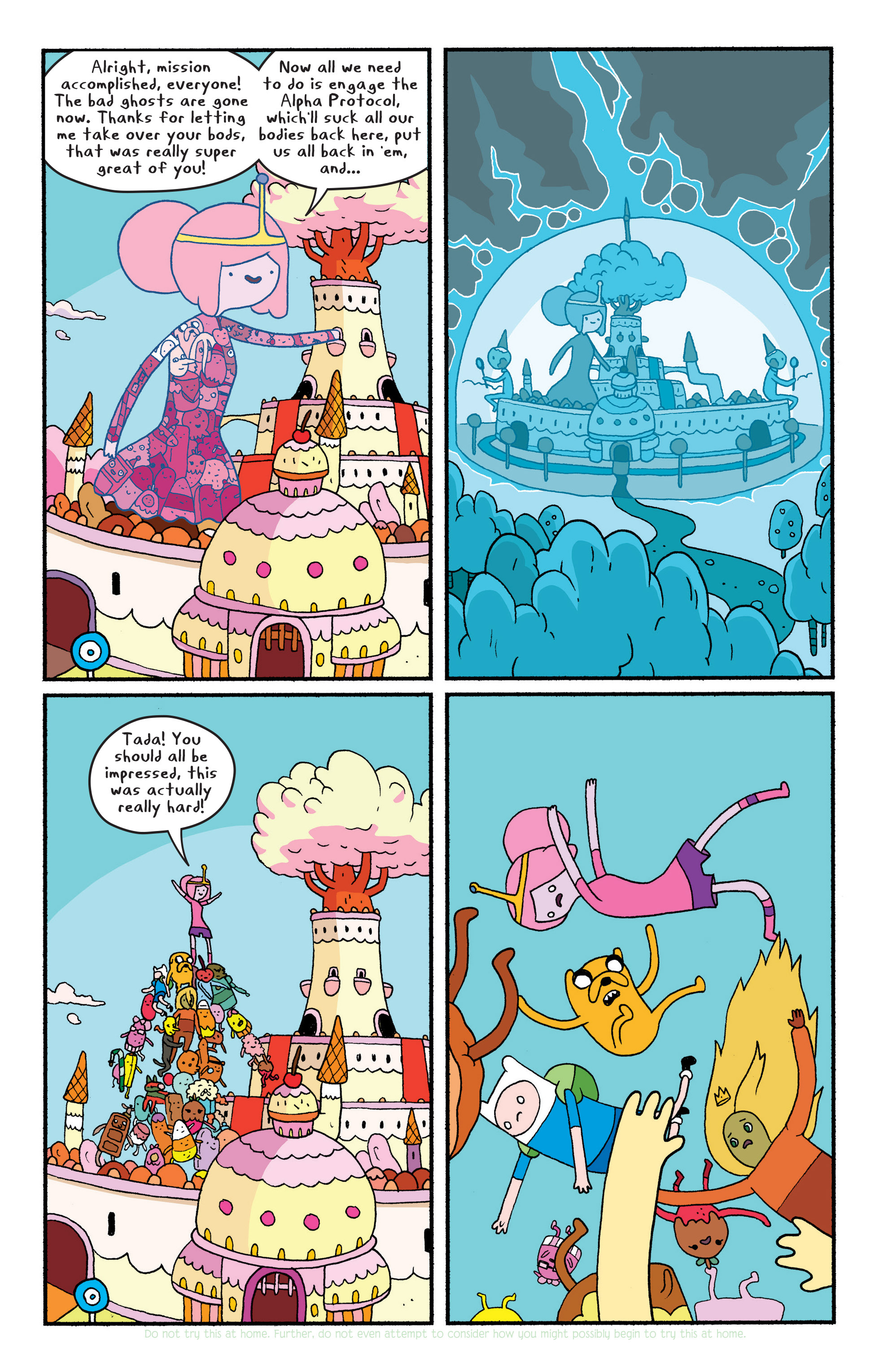 Read online Adventure Time comic -  Issue #Adventure Time _TPB 6 - 98