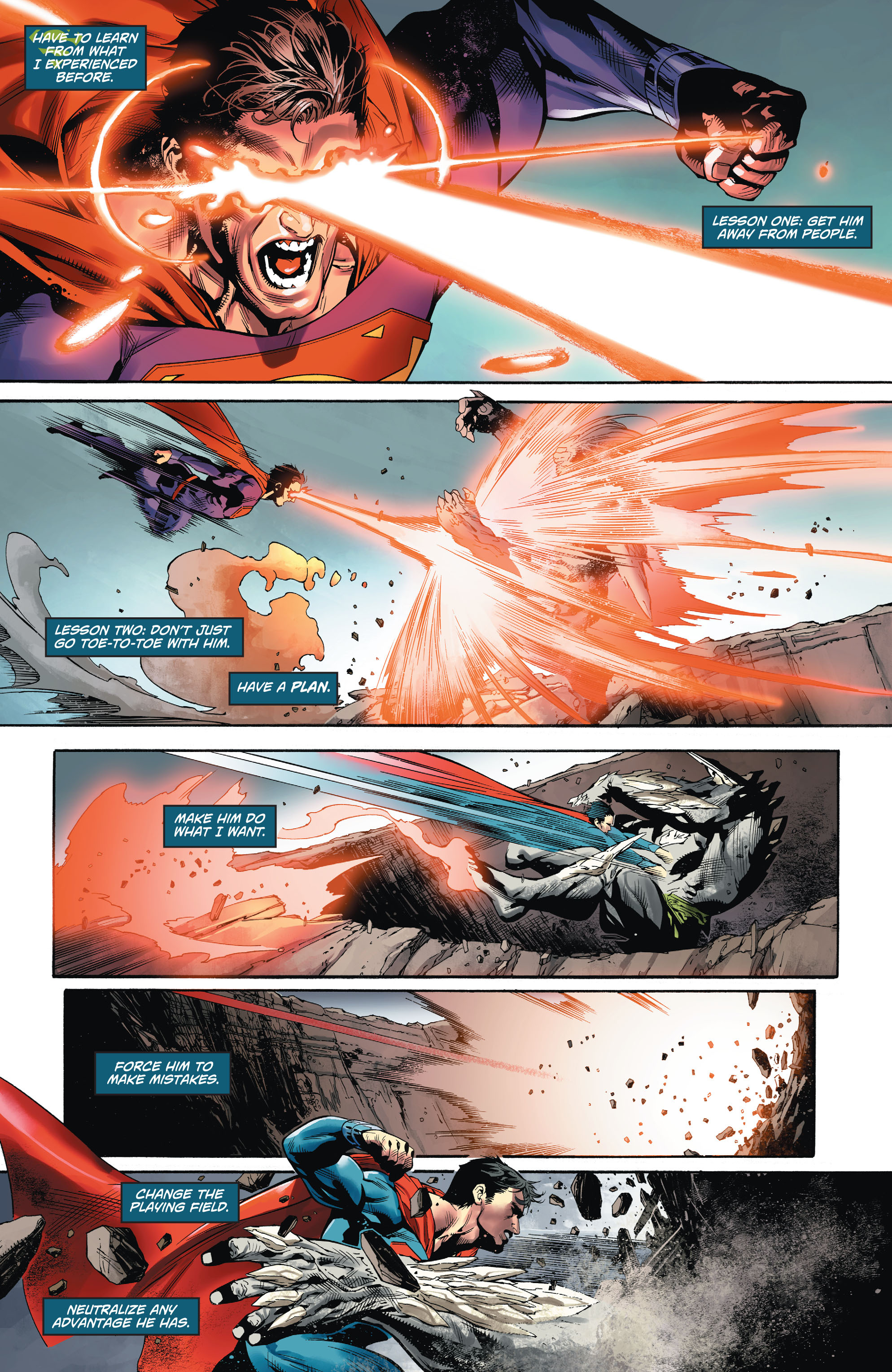Read online Action Comics (2016) comic -  Issue #961 - 19