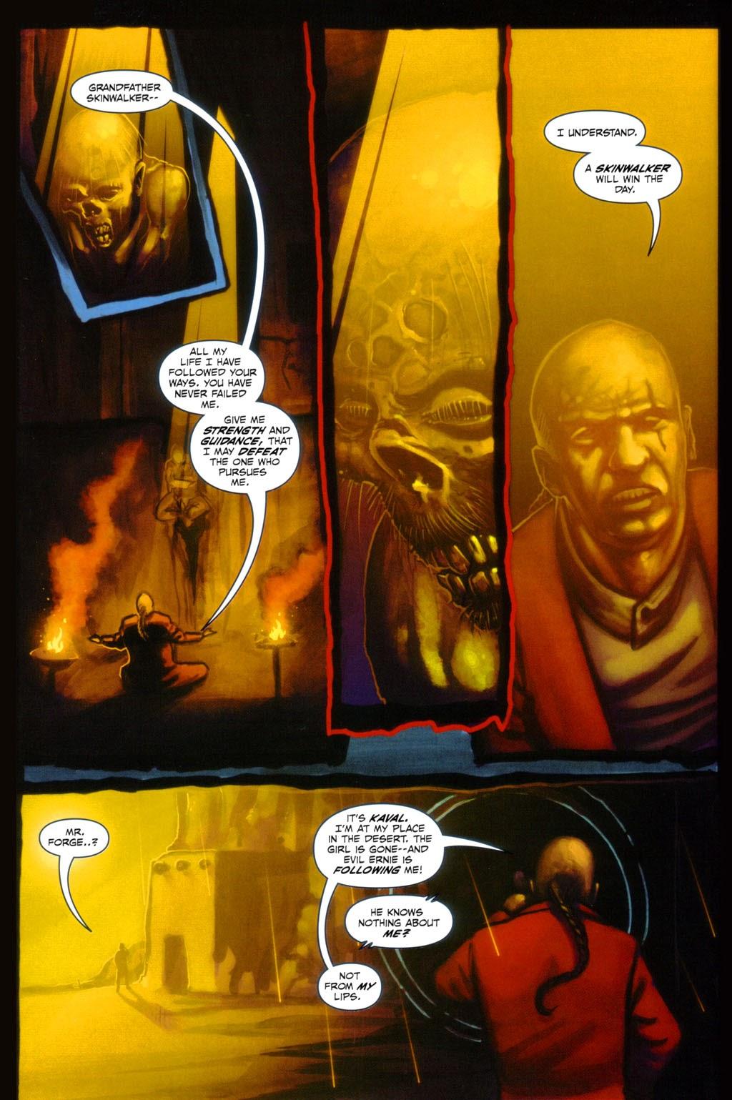 Read online Evil Ernie in Santa Fe comic -  Issue #3 - 9