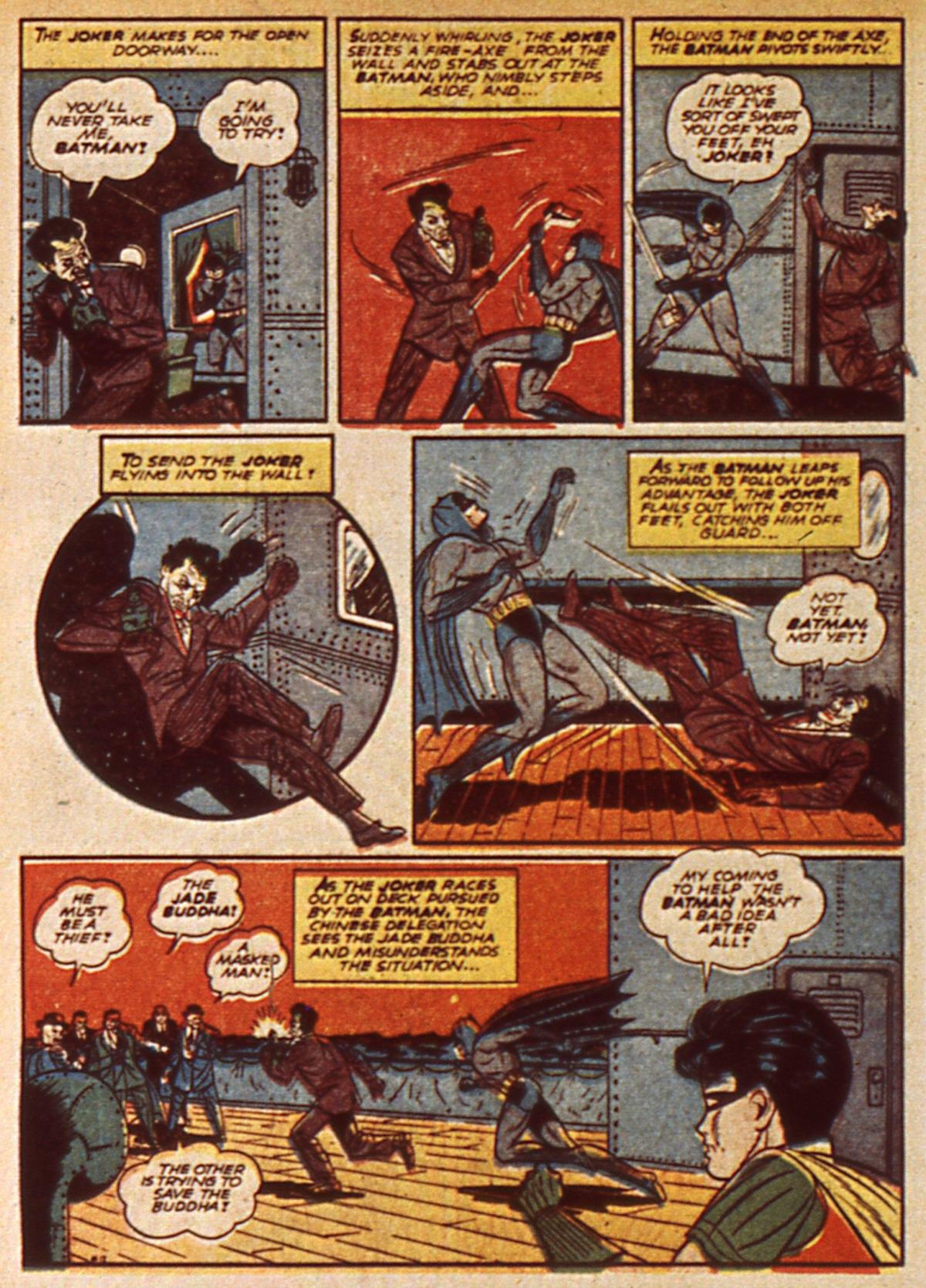 Read online Detective Comics (1937) comic -  Issue #45 - 14