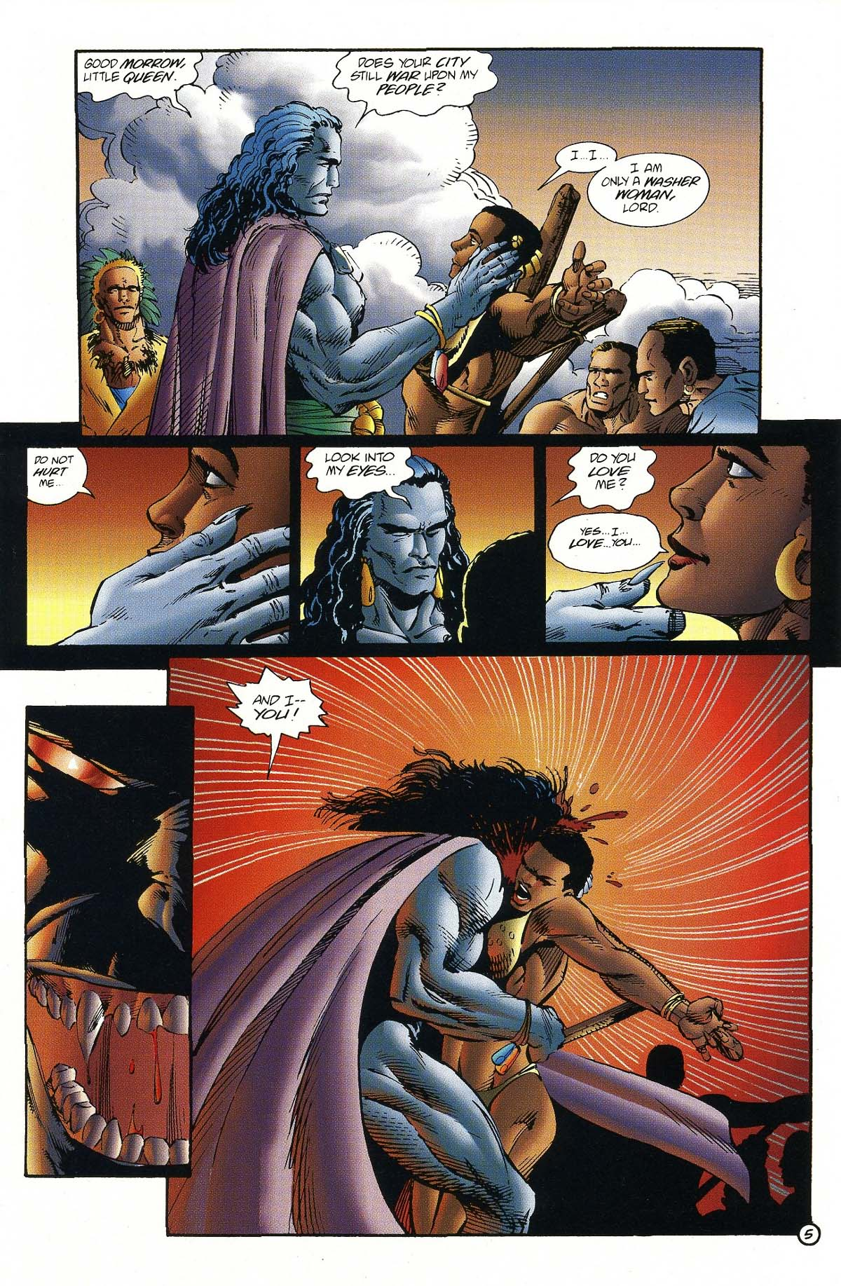 Read online Rune (1994) comic -  Issue #7 - 7