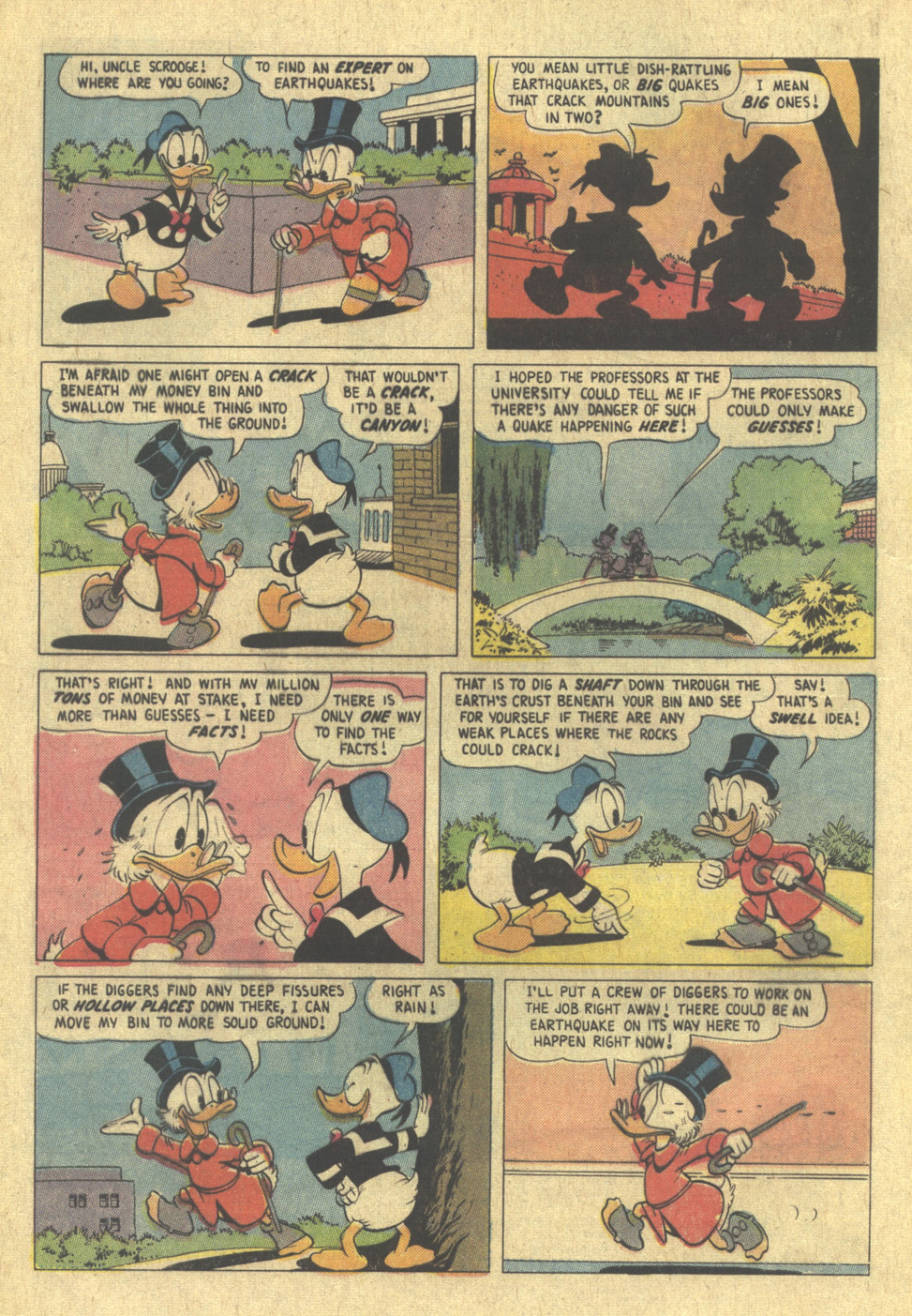 Read online Uncle Scrooge (1953) comic -  Issue #109 - 4
