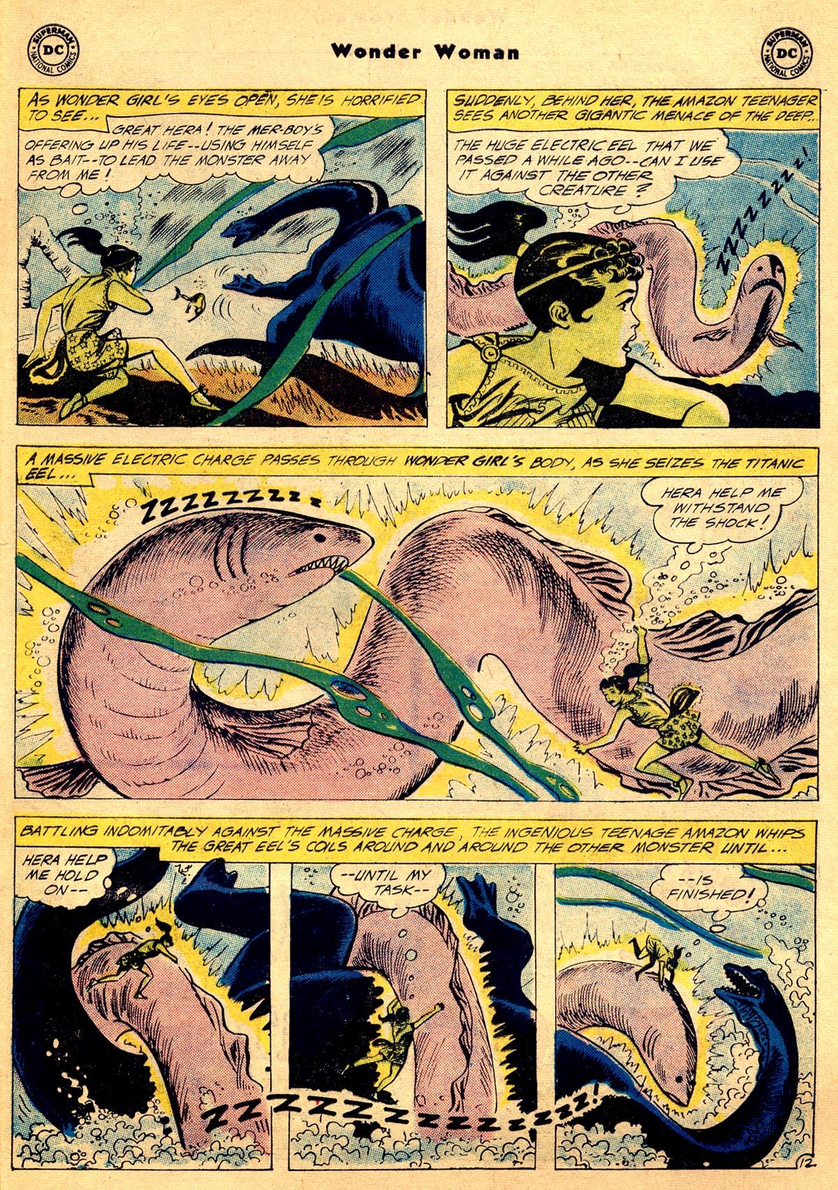 Read online Wonder Woman (1942) comic -  Issue #115 - 31