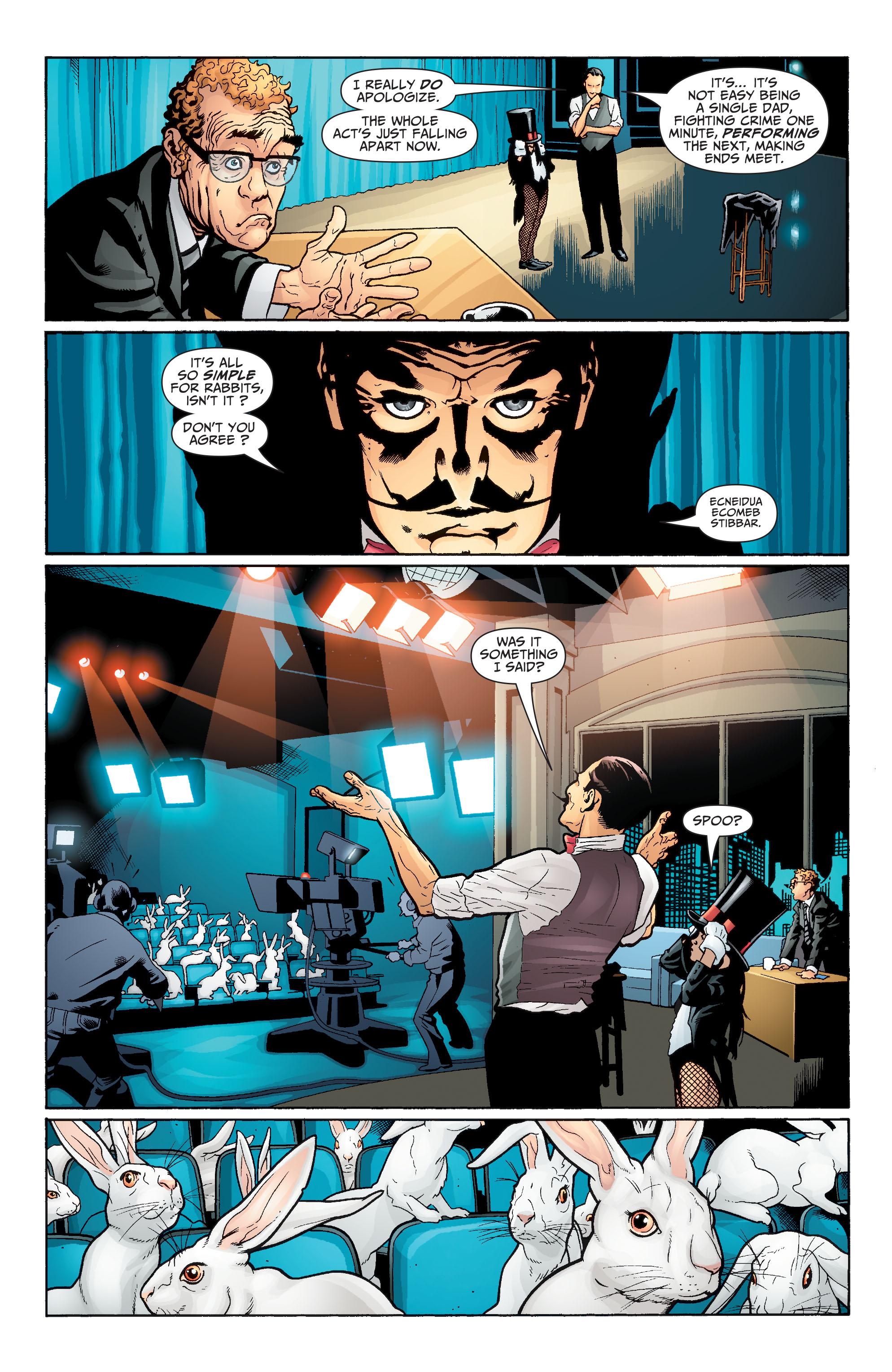 Read online Seven Soldiers: Zatanna comic -  Issue #1 - 4