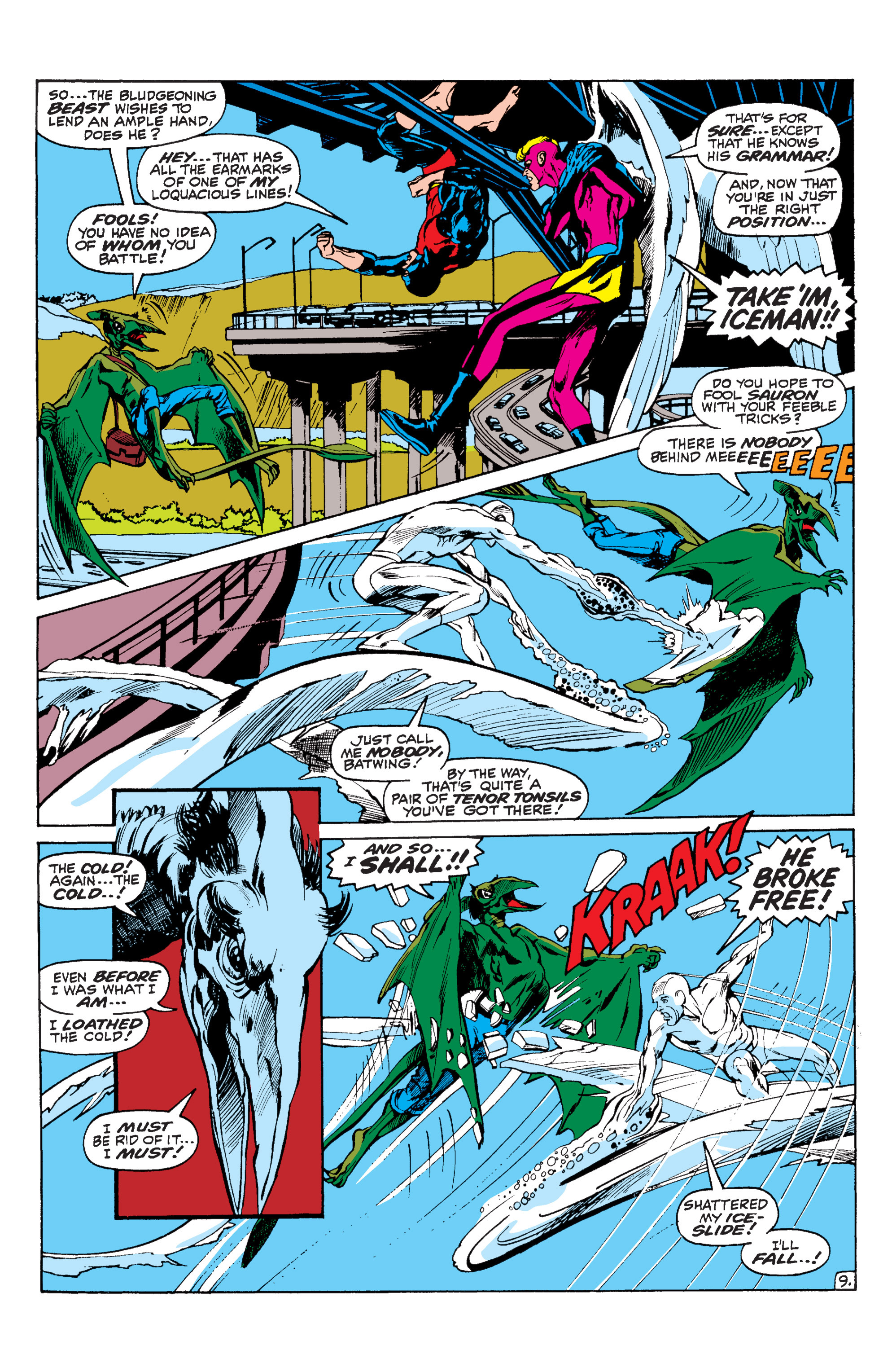 Uncanny X-Men (1963) 61 Page 7