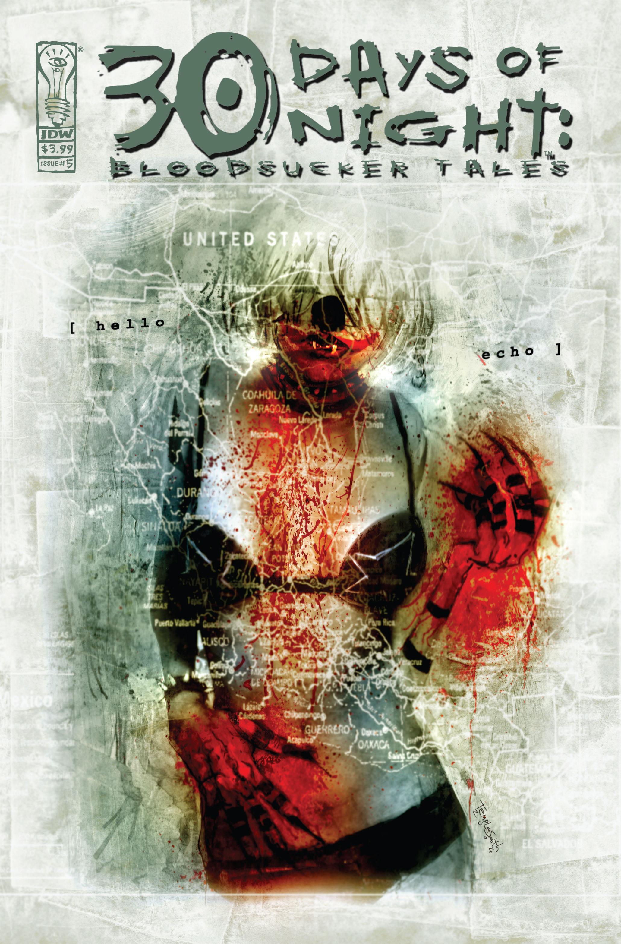 30 Days of Night: Bloodsucker Tales 5 Page 1