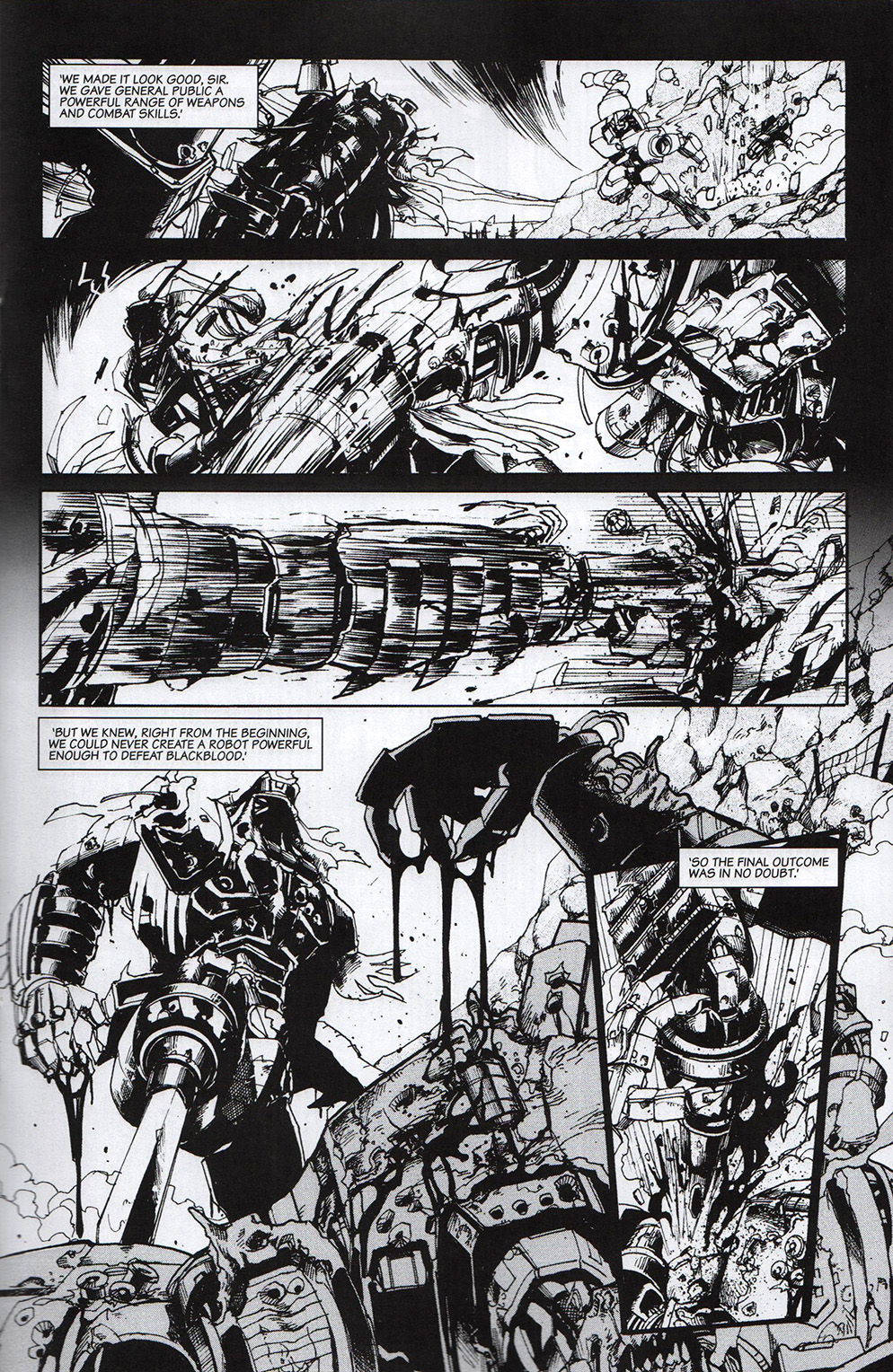 Read online Free Comic Book Day 2017 comic -  Issue # 2000 AD prog - 12