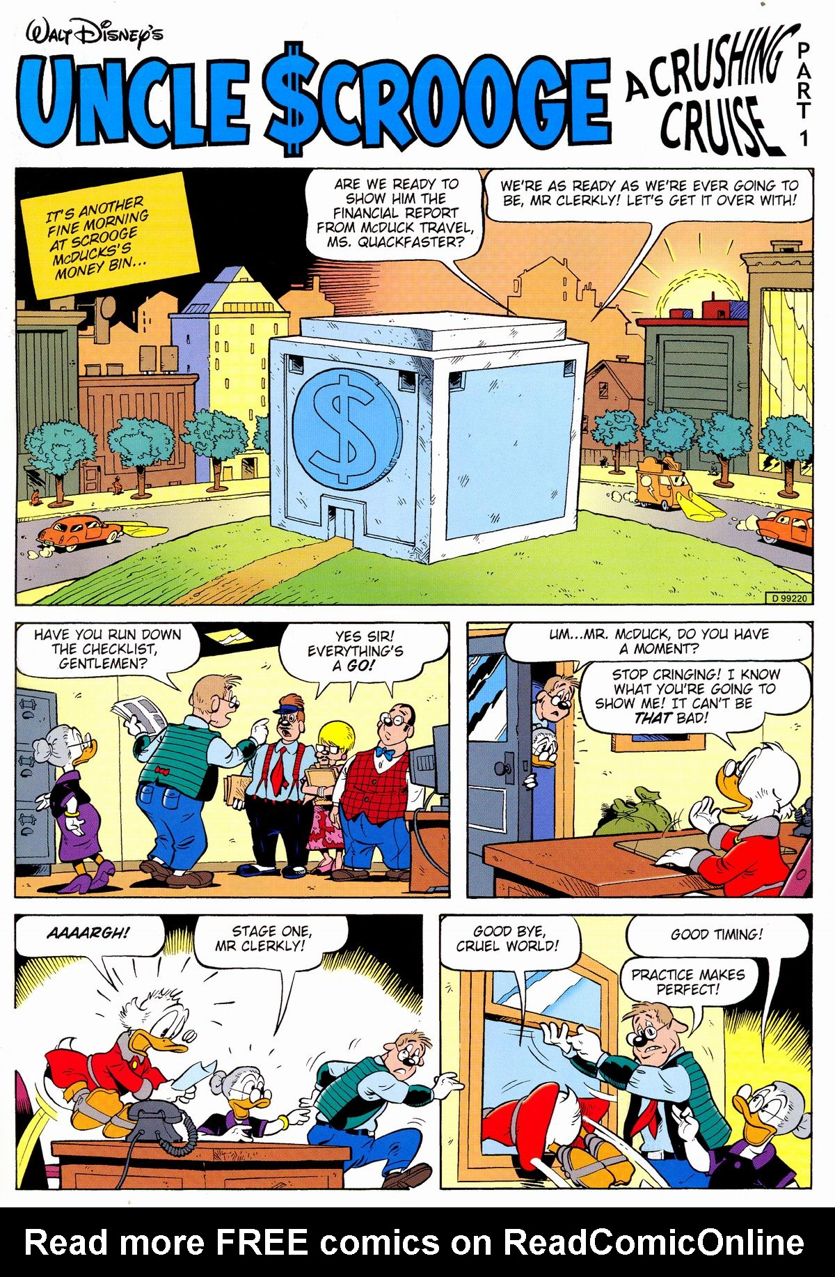Read online Uncle Scrooge (1953) comic -  Issue #328 - 35