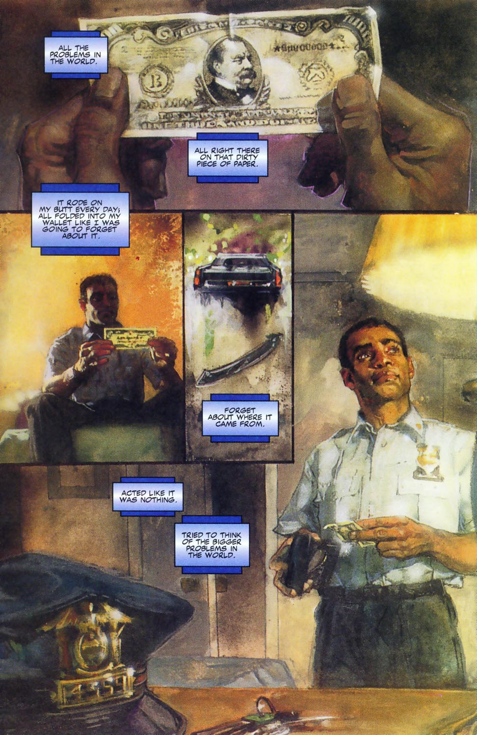 Read online Code of Honor comic -  Issue #2 - 5