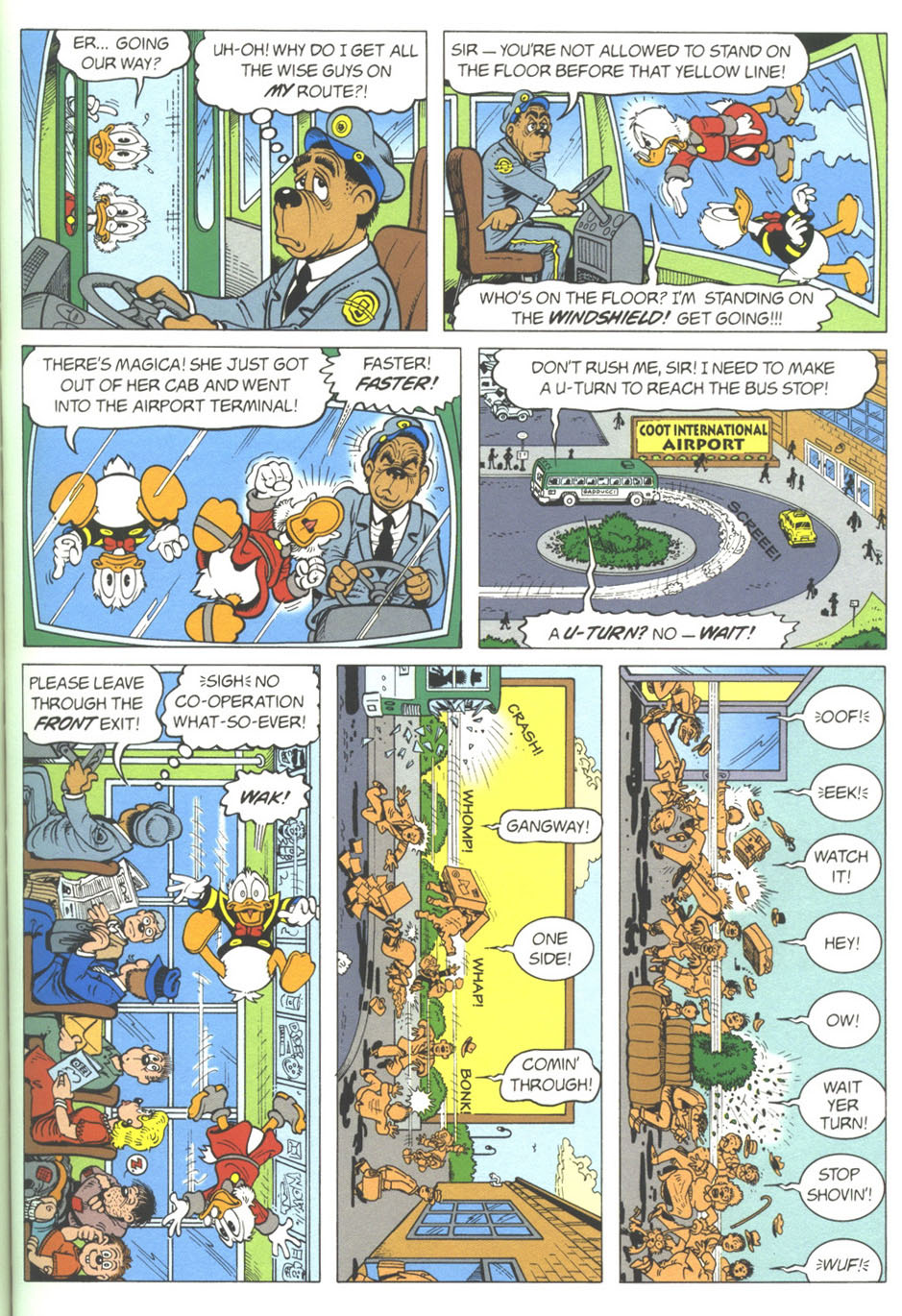 Walt Disney's Comics and Stories issue 610 - Page 61
