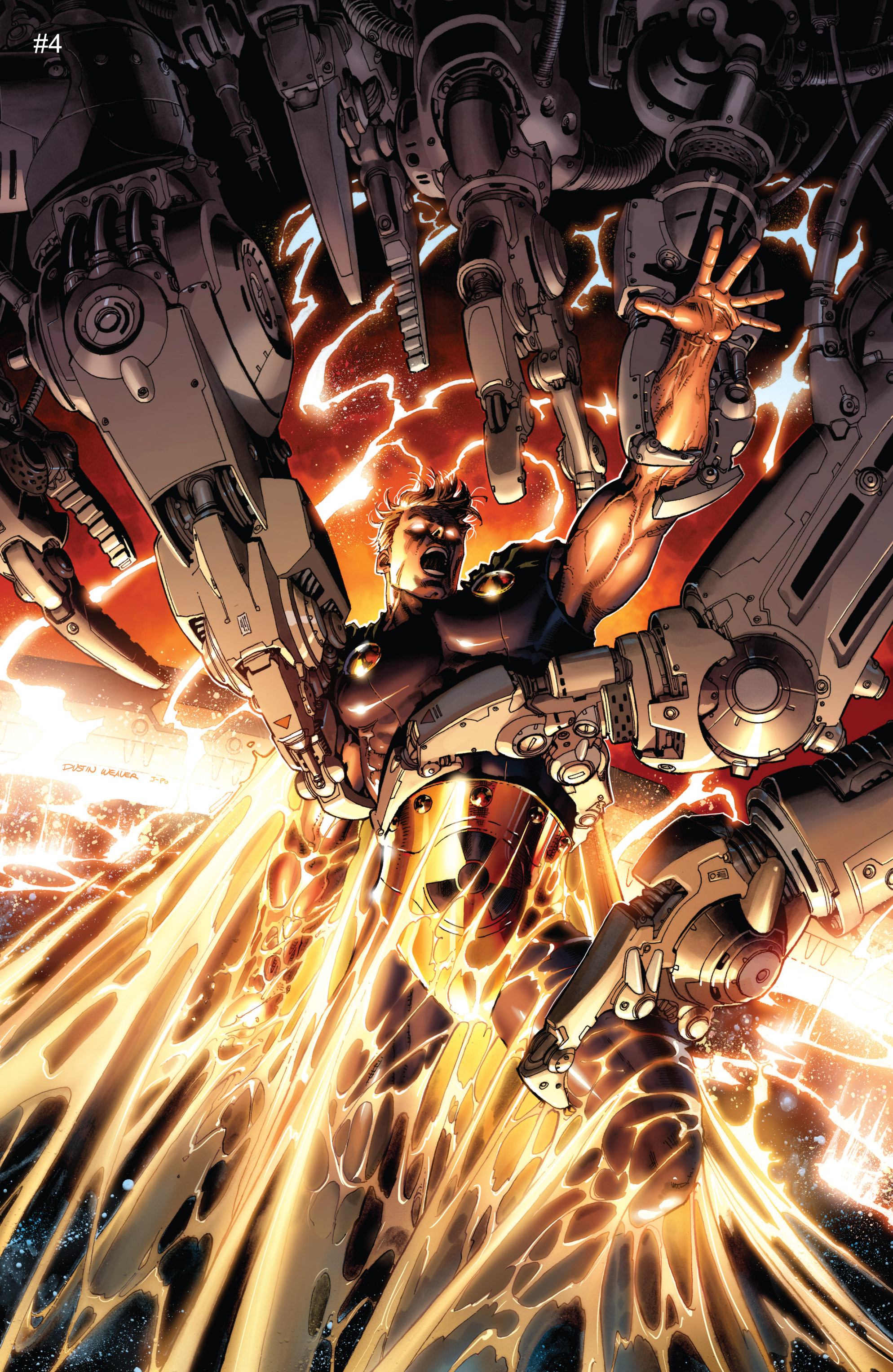 Read online Avengers (2013) comic -  Issue #Avengers (2013) _TPB 1 - 160