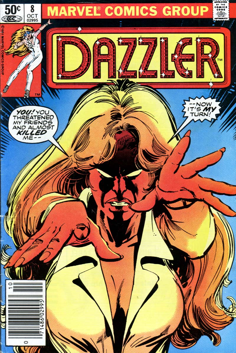 Dazzler (1981) 8 Page 1