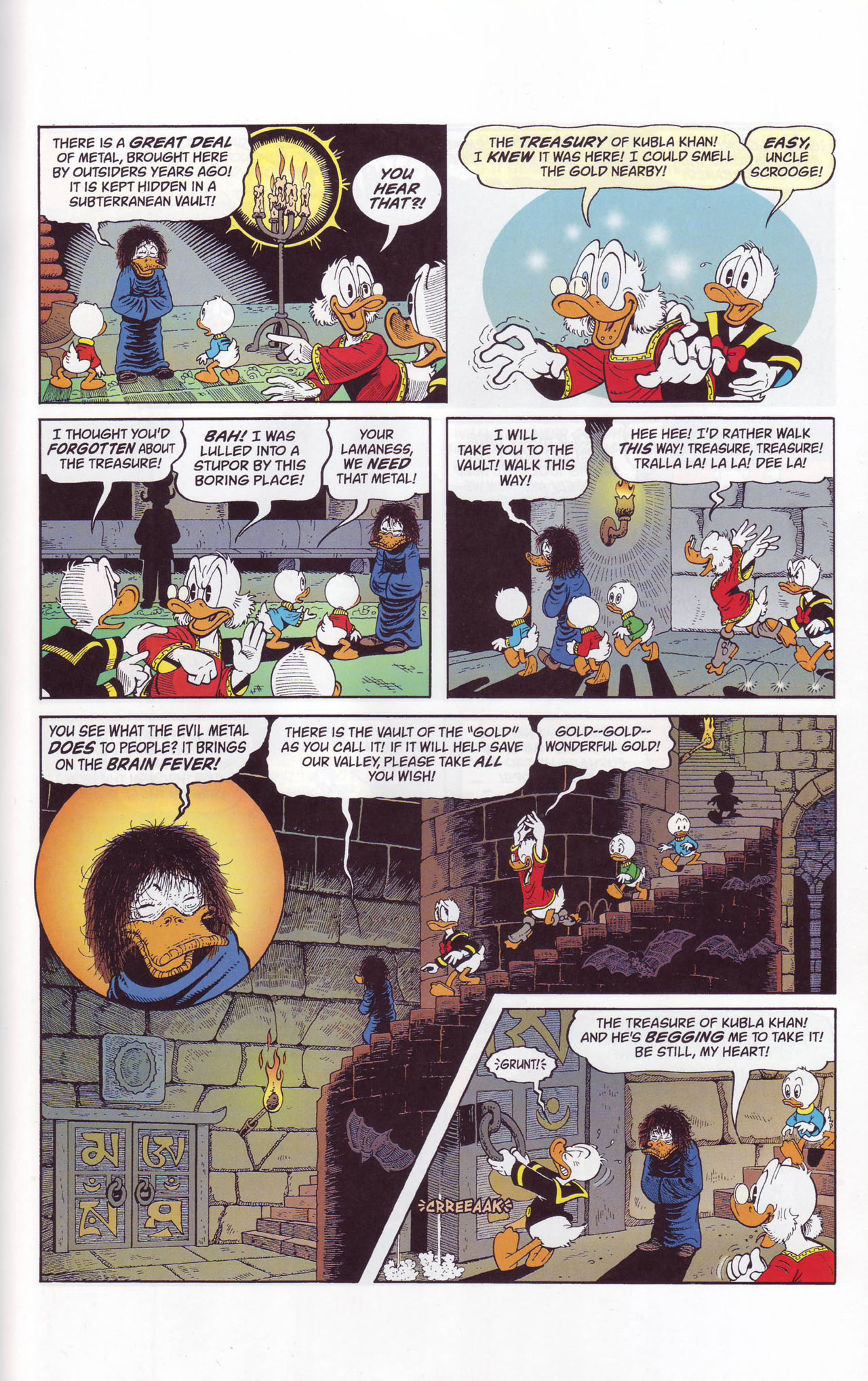 Read online Uncle Scrooge (1953) comic -  Issue #357 - 23