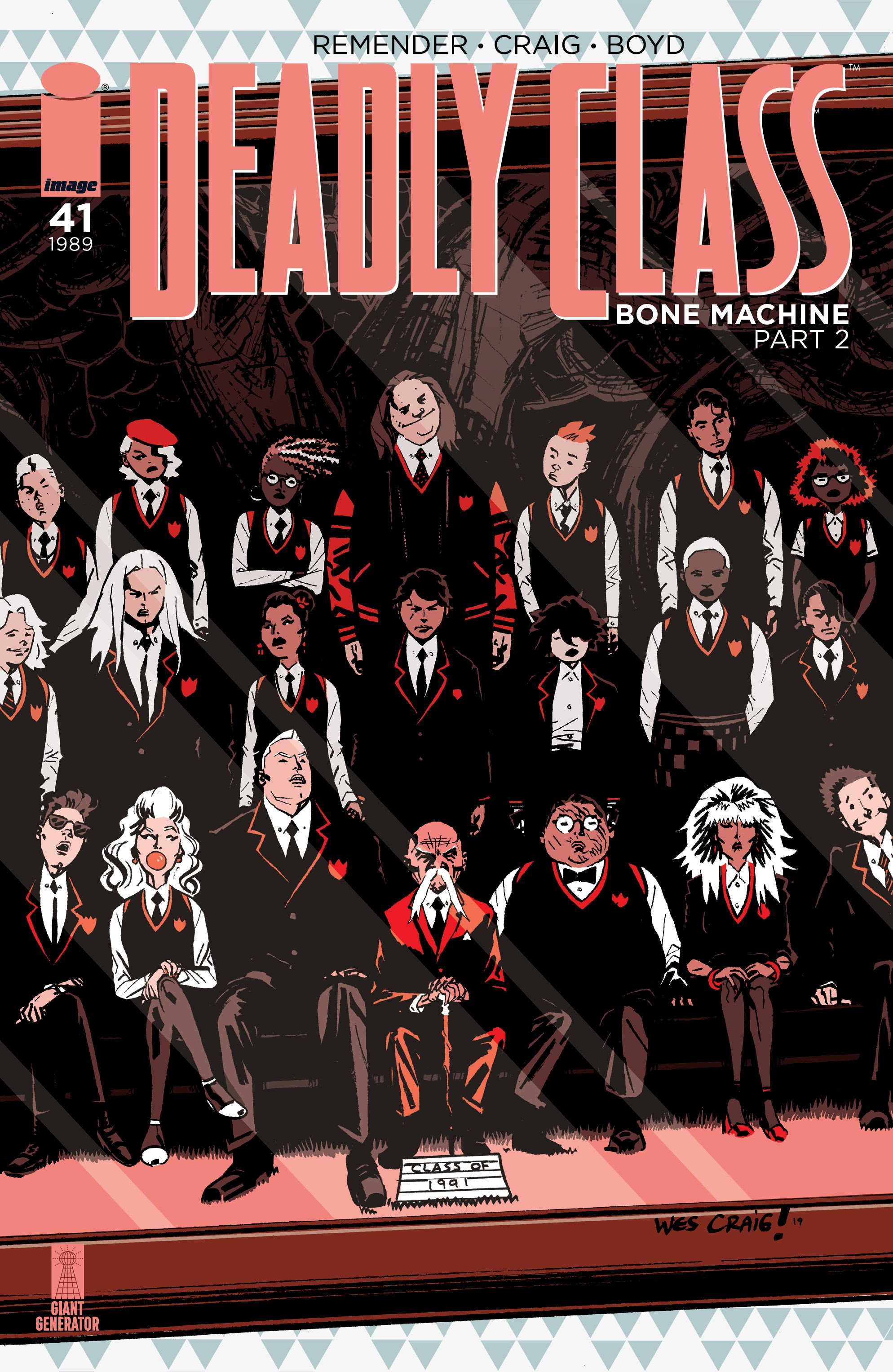 Deadly Class 41 Page 1