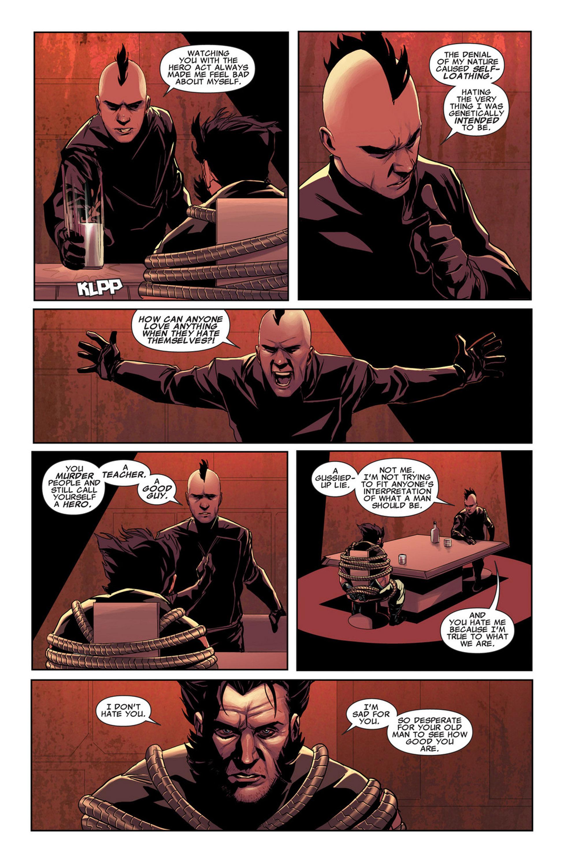 Uncanny X-Force (2010) #33 #35 - English 8