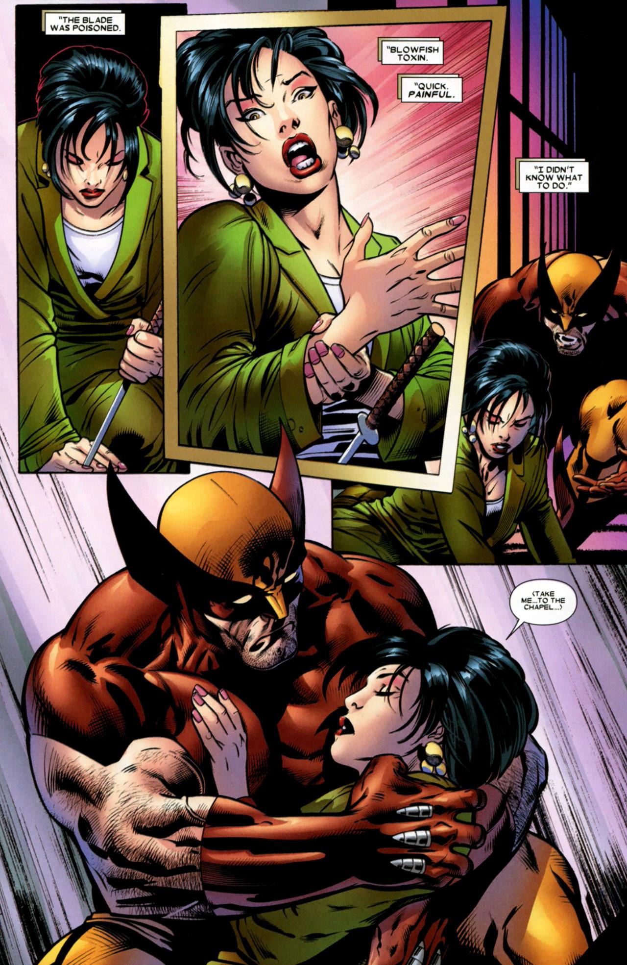 Read online Wolverine: Origins comic -  Issue #46 - 17