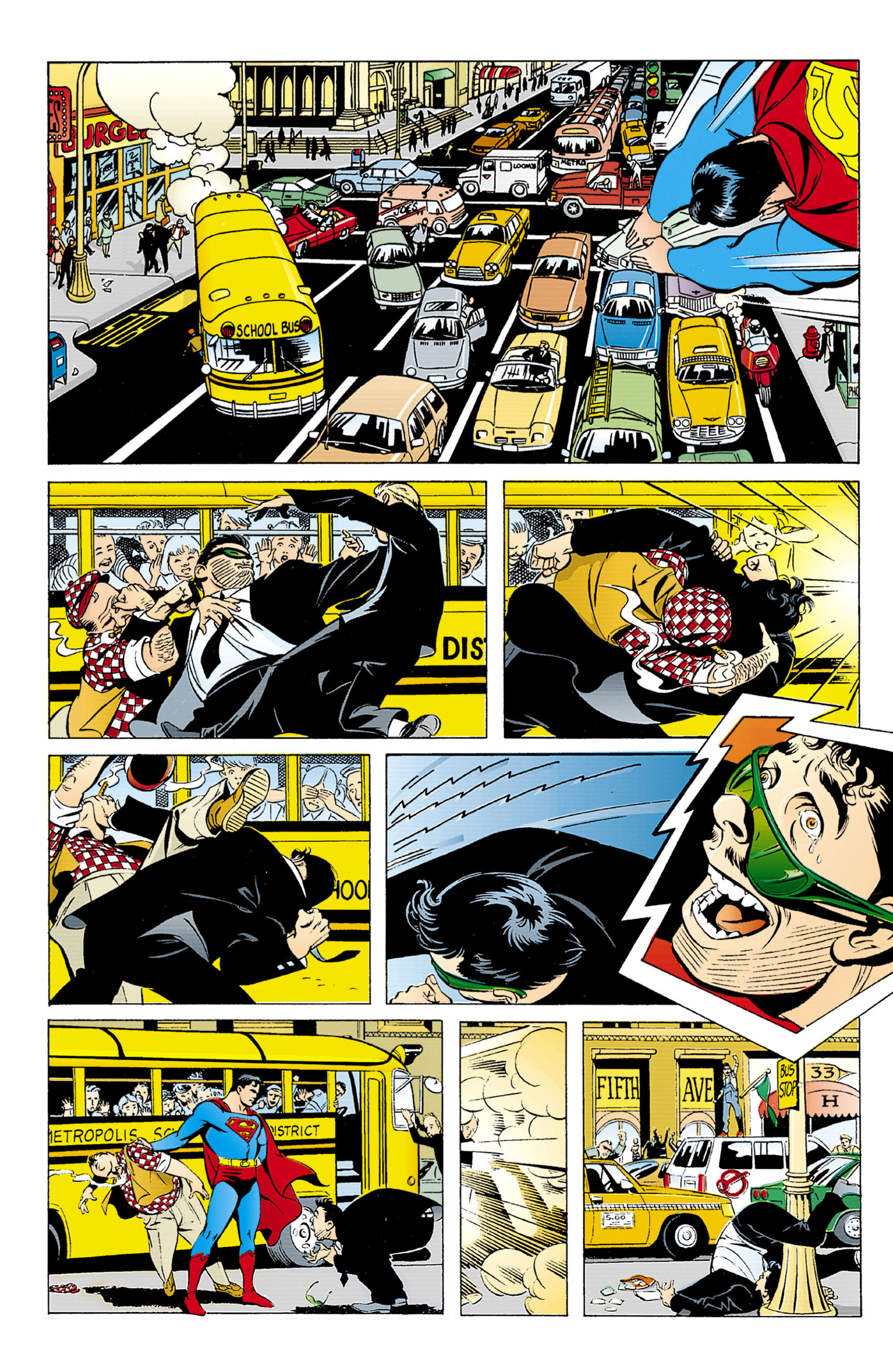 Read online World's Finest (1990) comic -  Issue #1 - 13