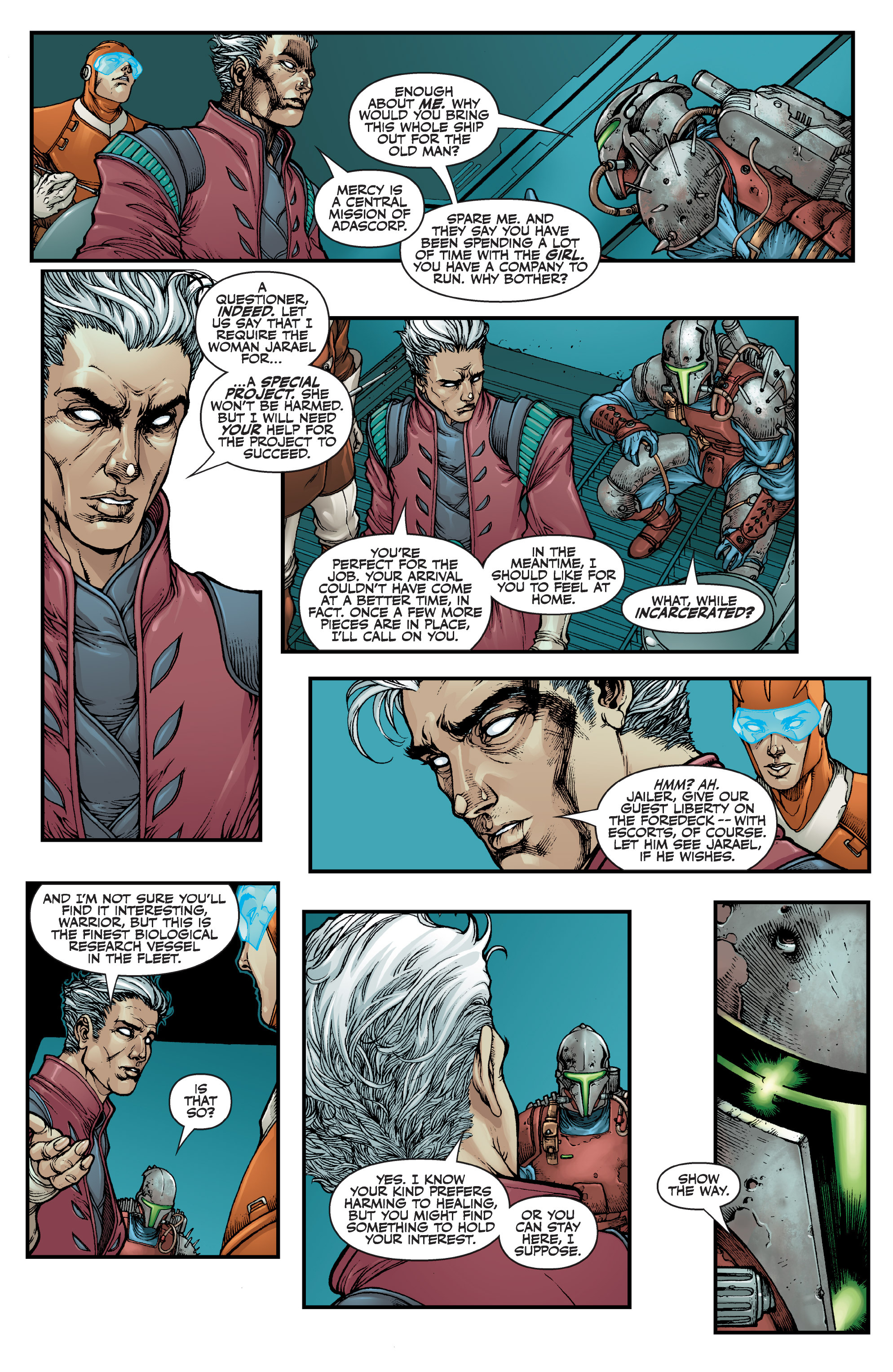 Read online Star Wars Omnibus comic -  Issue # Vol. 29 - 380