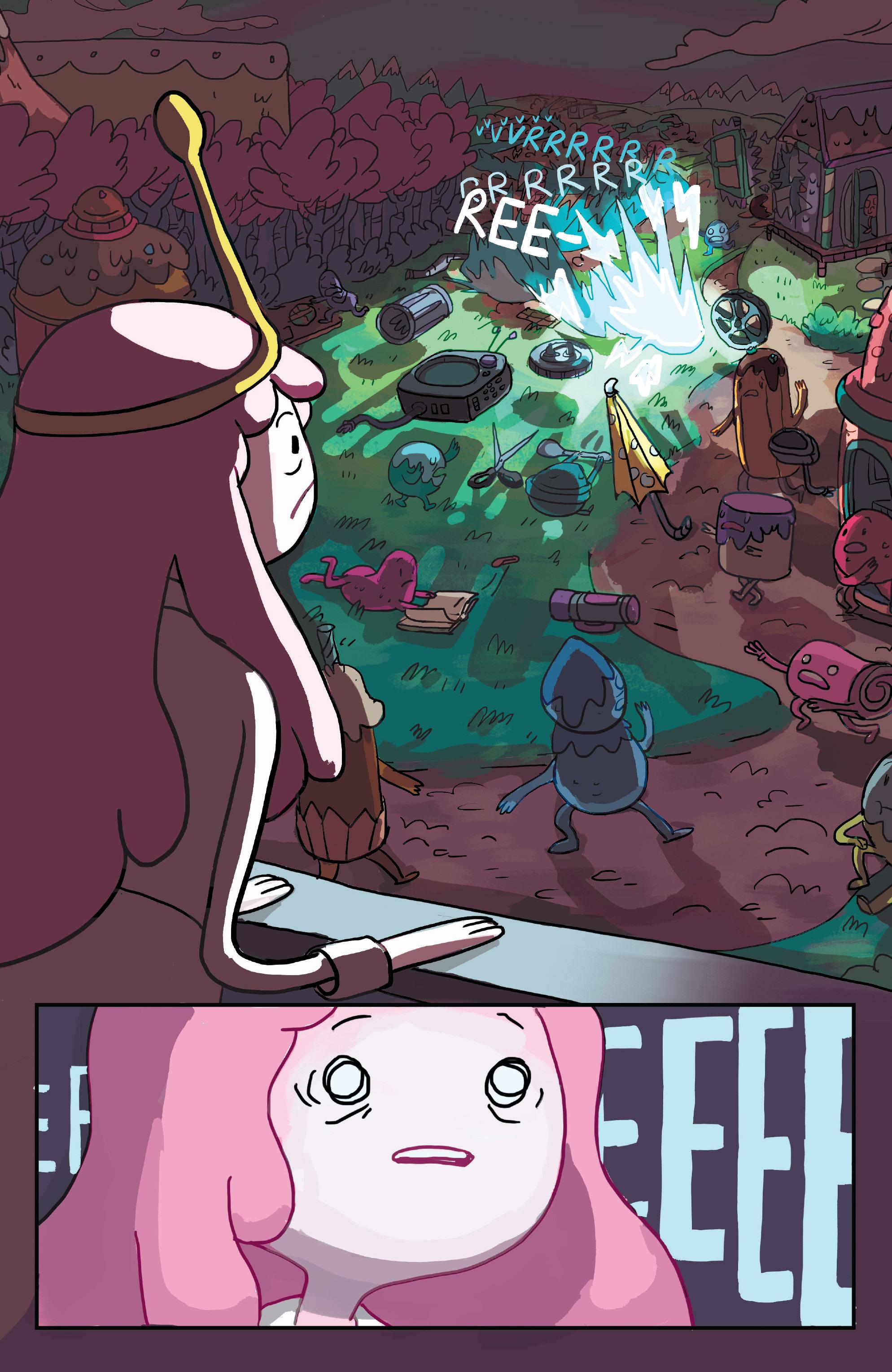 Read online Adventure Time: Marceline Gone Adrift comic -  Issue #1 - 11