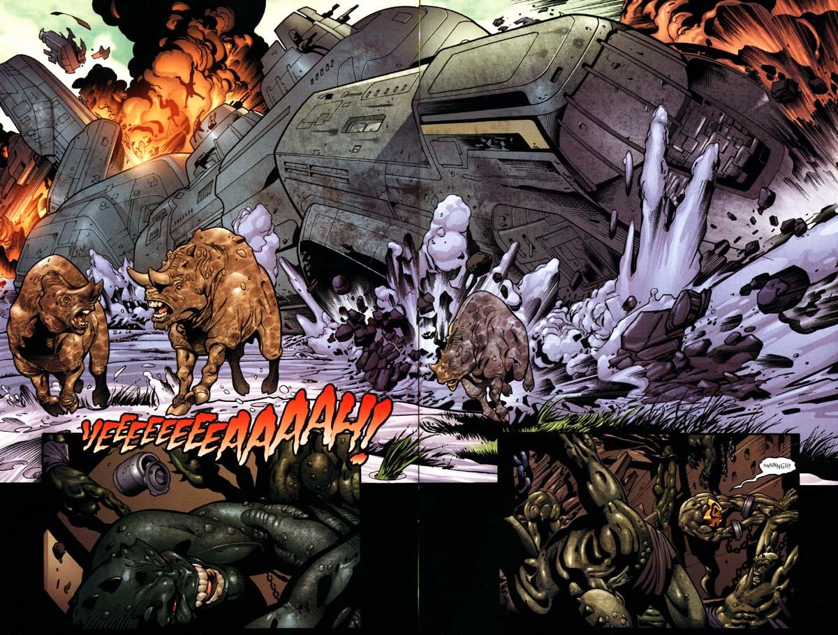 Read online Sigil (2000) comic -  Issue #24 - 14