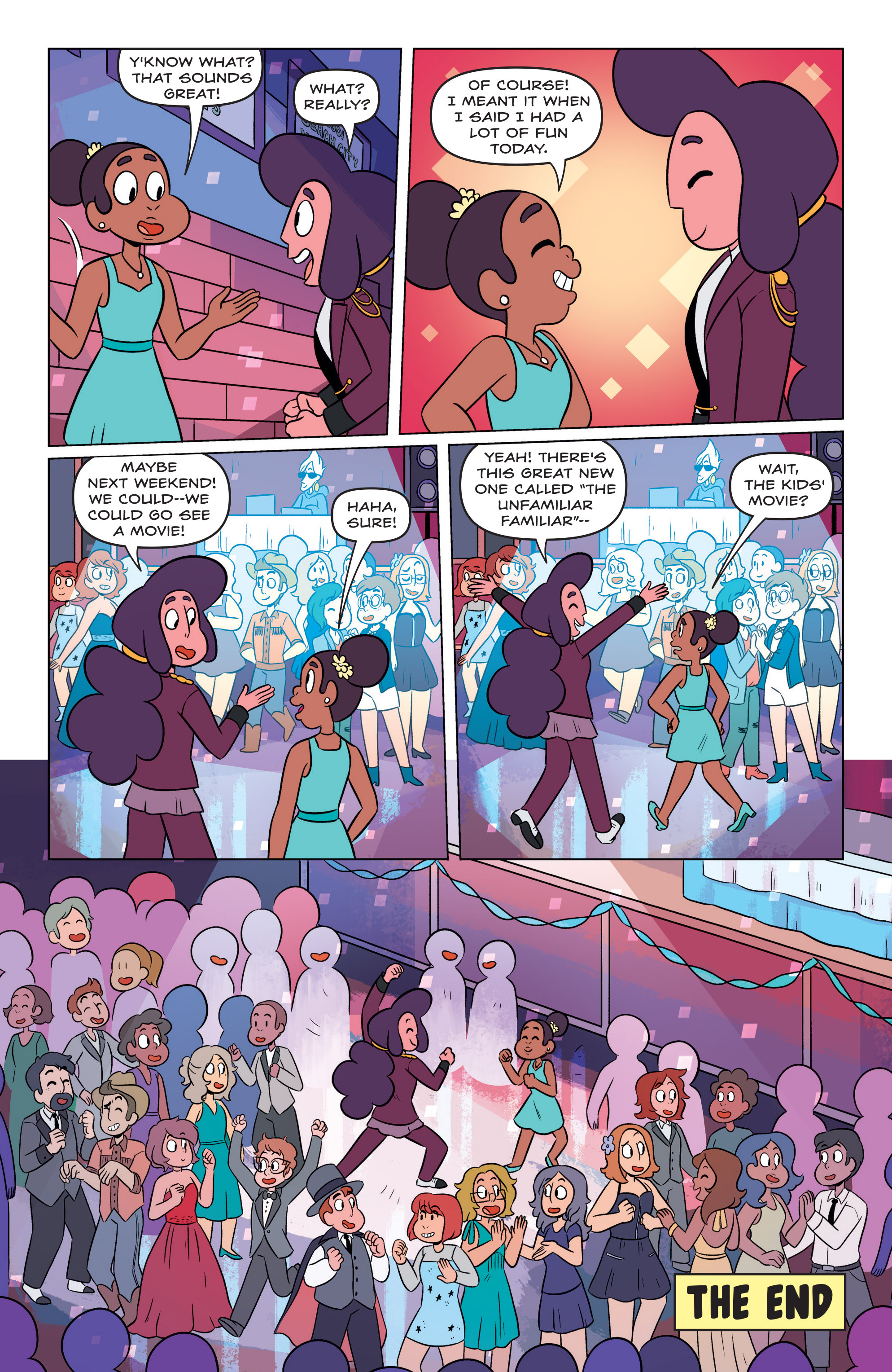 Read online Steven Universe Ongoing comic -  Issue #2 - 24