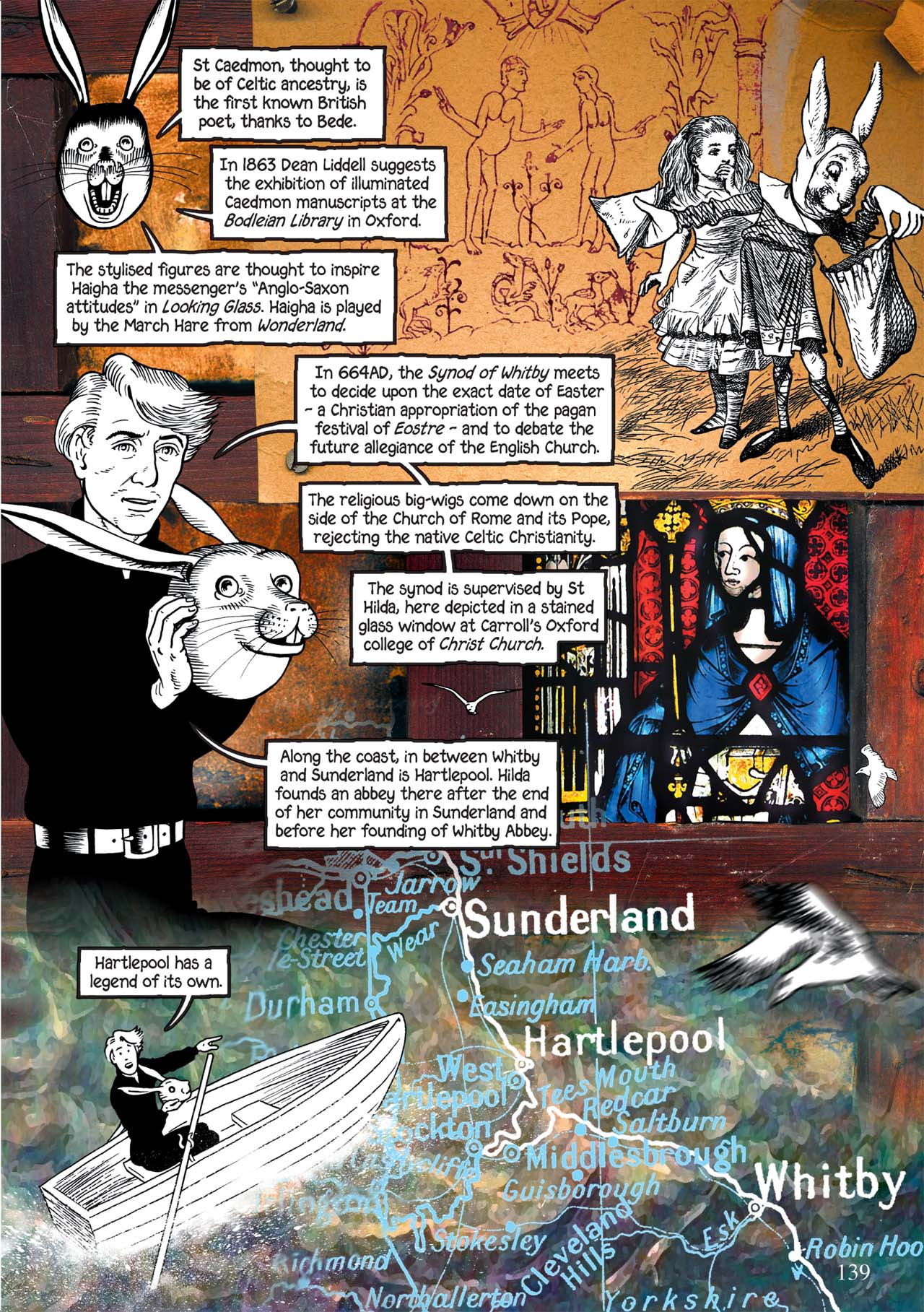 Read online Alice in Sunderland comic -  Issue # Full - 143