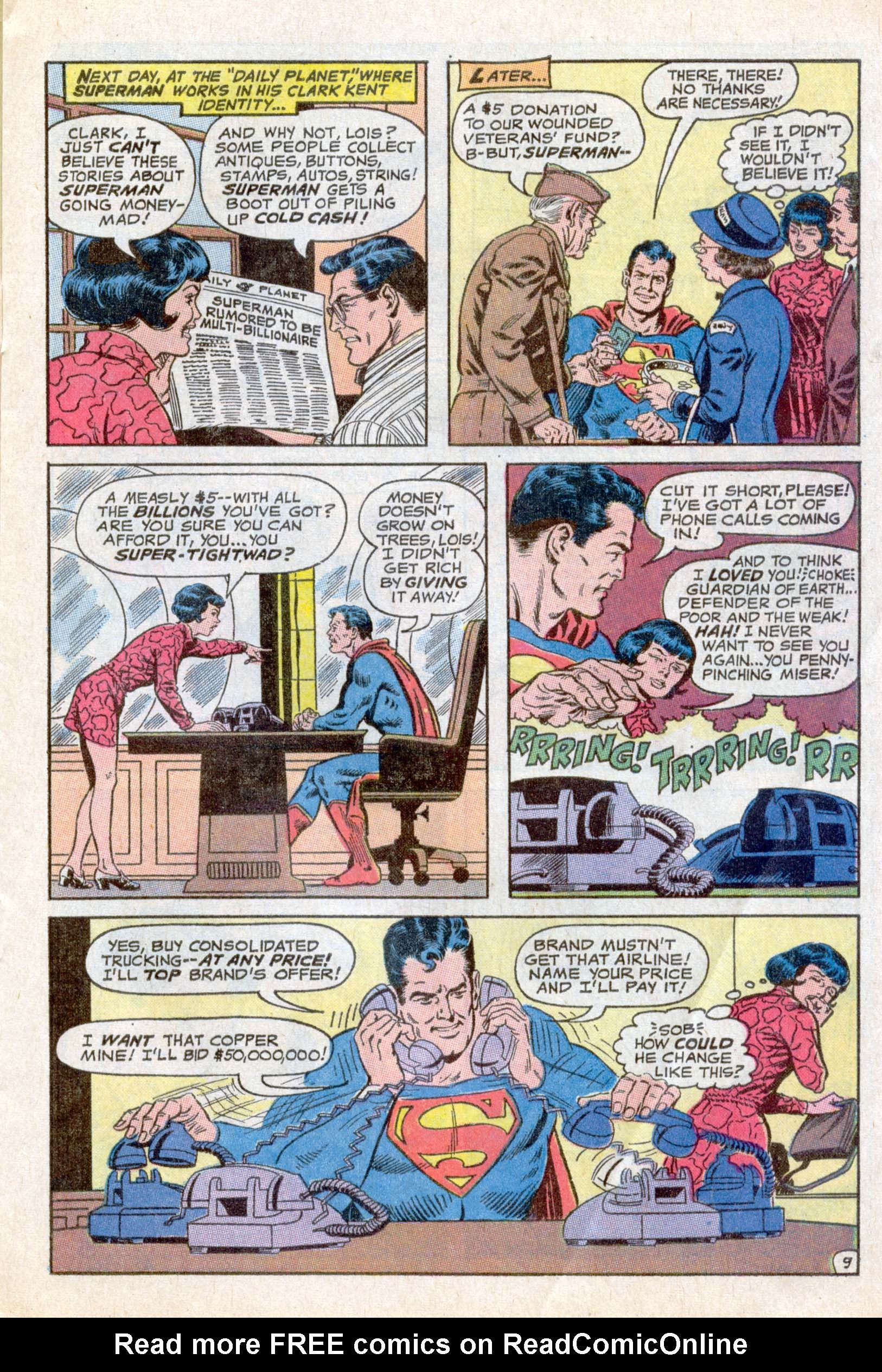 Read online Action Comics (1938) comic -  Issue #394 - 14