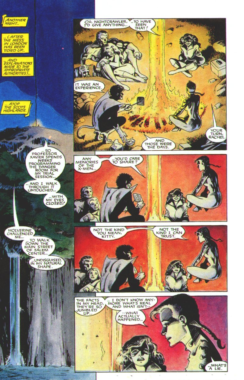 Read online Excalibur: The Sword is Drawn comic -  Issue # Full - 45