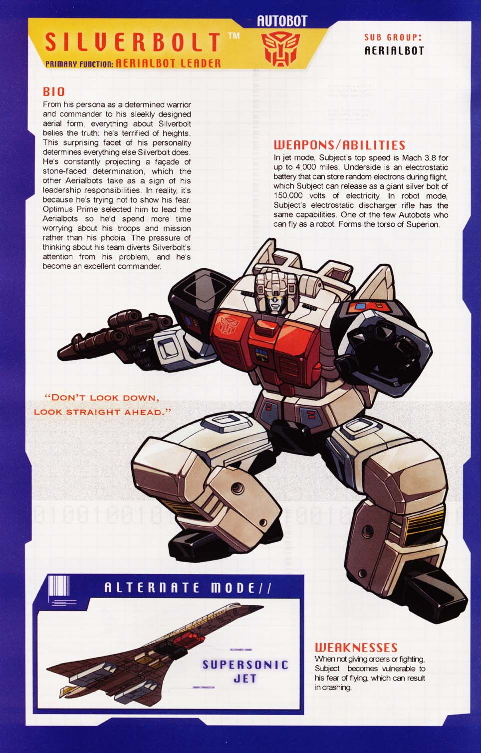 Read online Transformers: More than Meets the Eye comic -  Issue #1 - 6