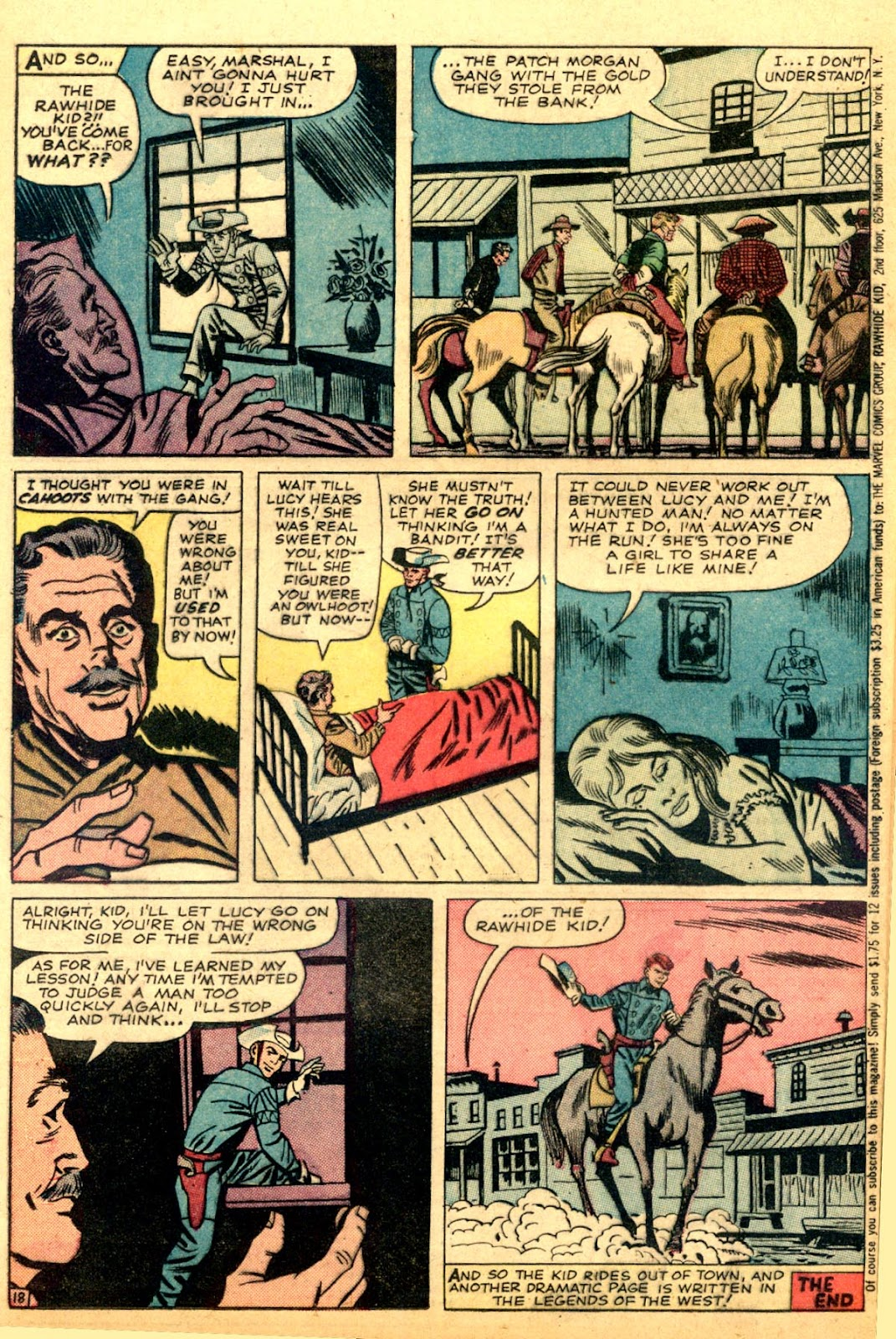 The Rawhide Kid (1955) issue 43 - Page 24