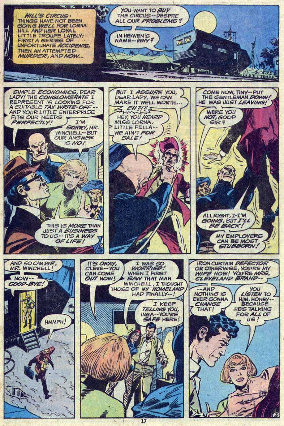 Read online Adventure Comics (1938) comic -  Issue #460 - 17