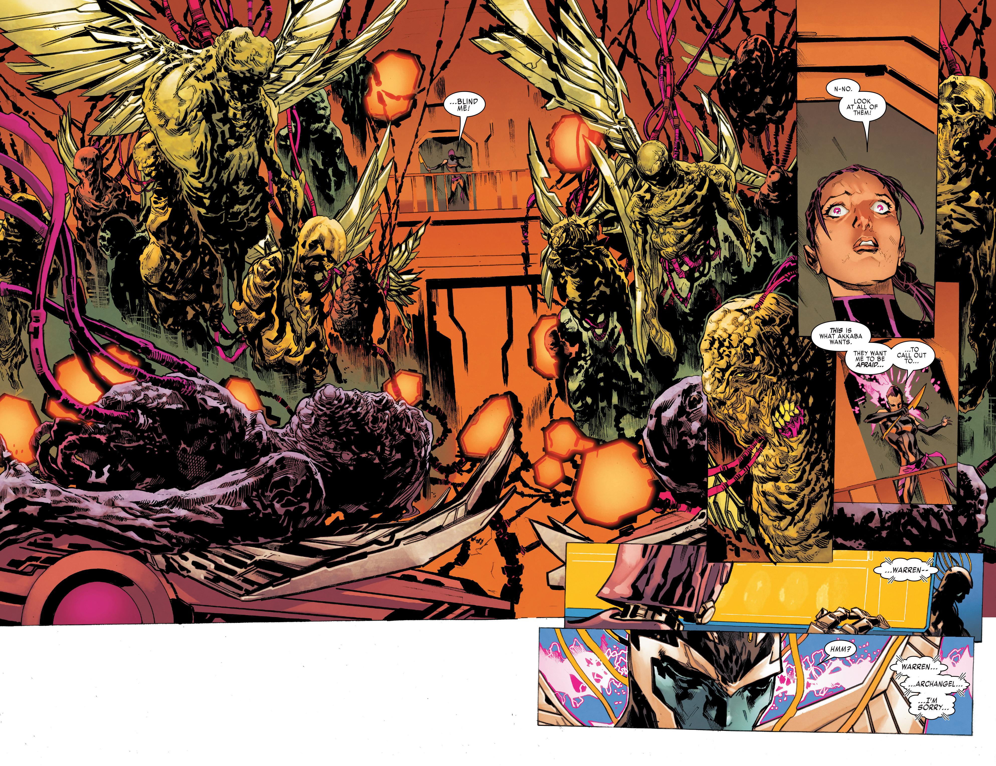 Read online Uncanny X-Men (2016) comic -  Issue #8 - 20