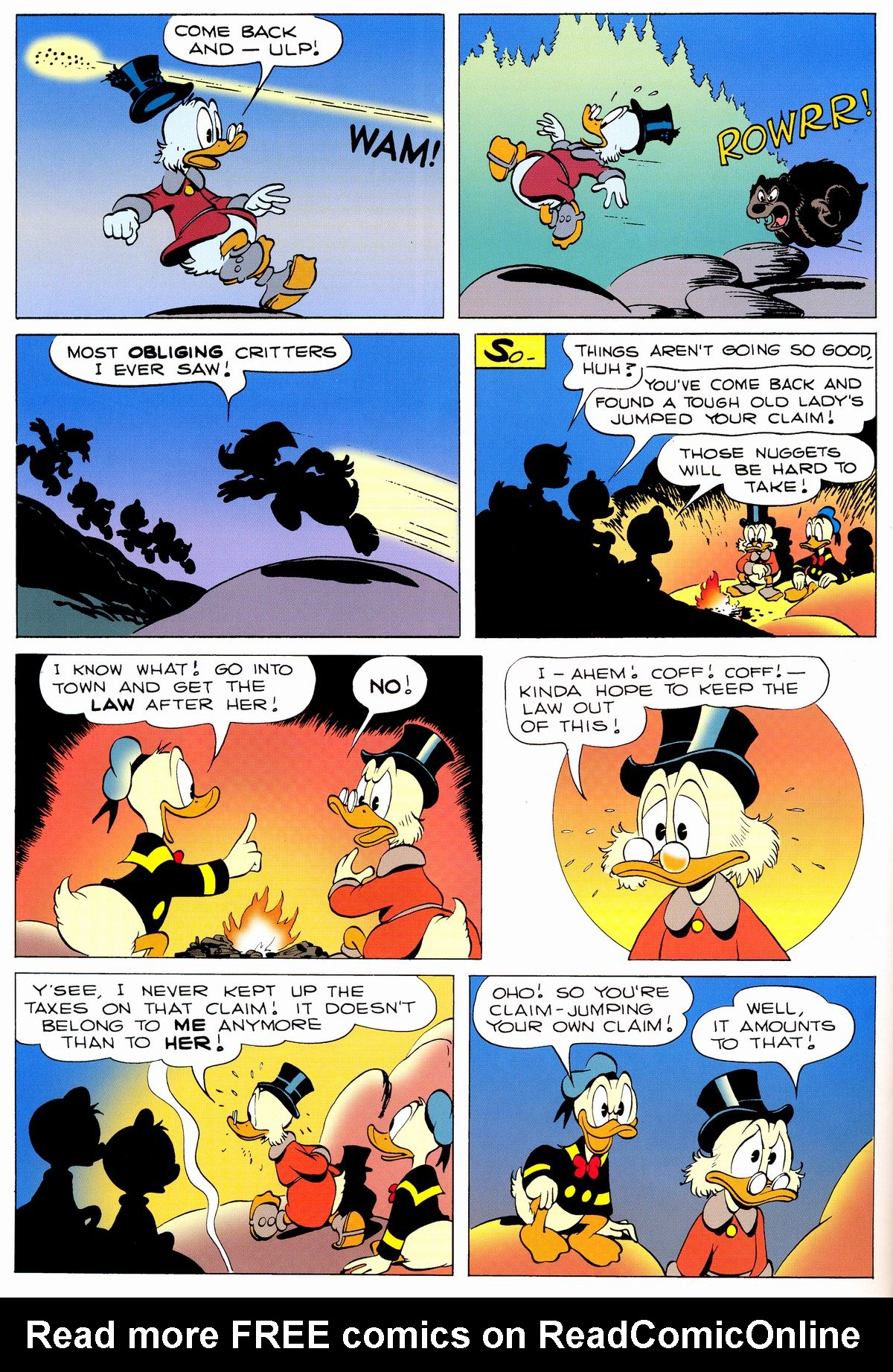 Read online Uncle Scrooge (1953) comic -  Issue #325 - 54