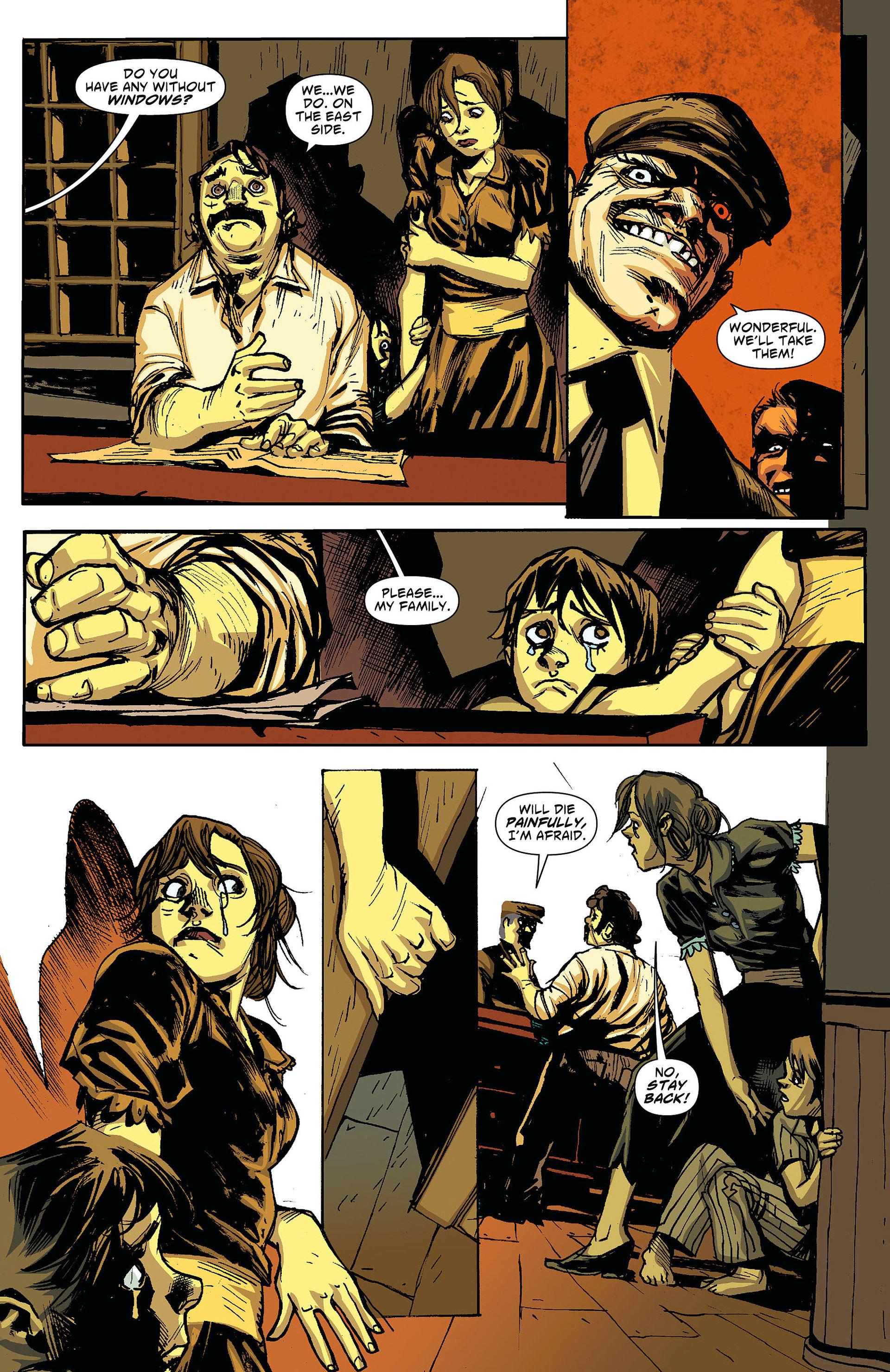 Read online American Vampire comic -  Issue #25 - 8