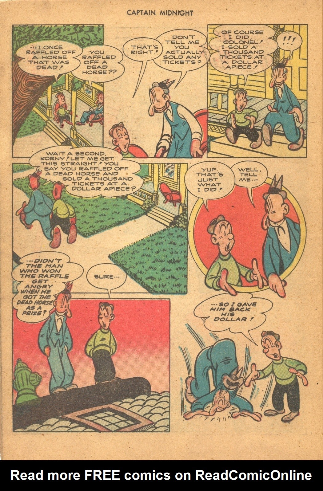 Captain Midnight (1942) issue 61 - Page 24