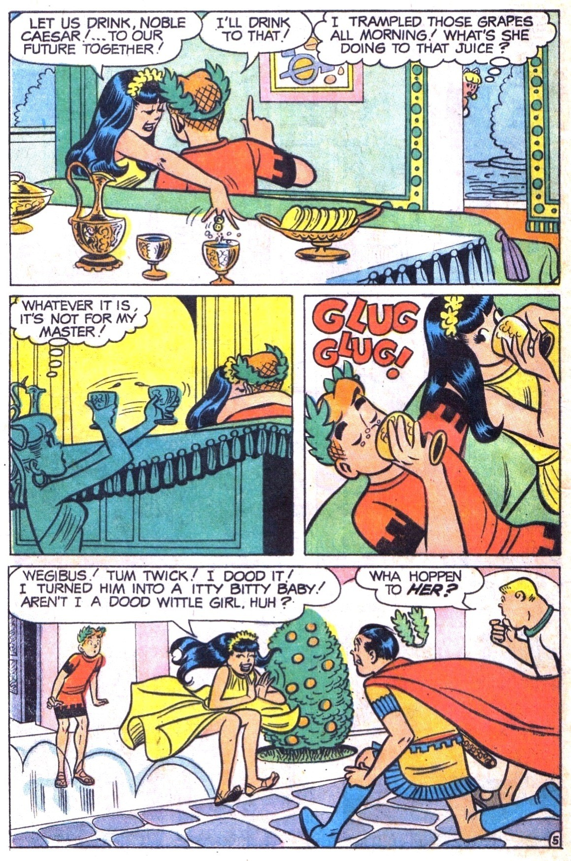 Read online Archie (1960) comic -  Issue #180 - 32