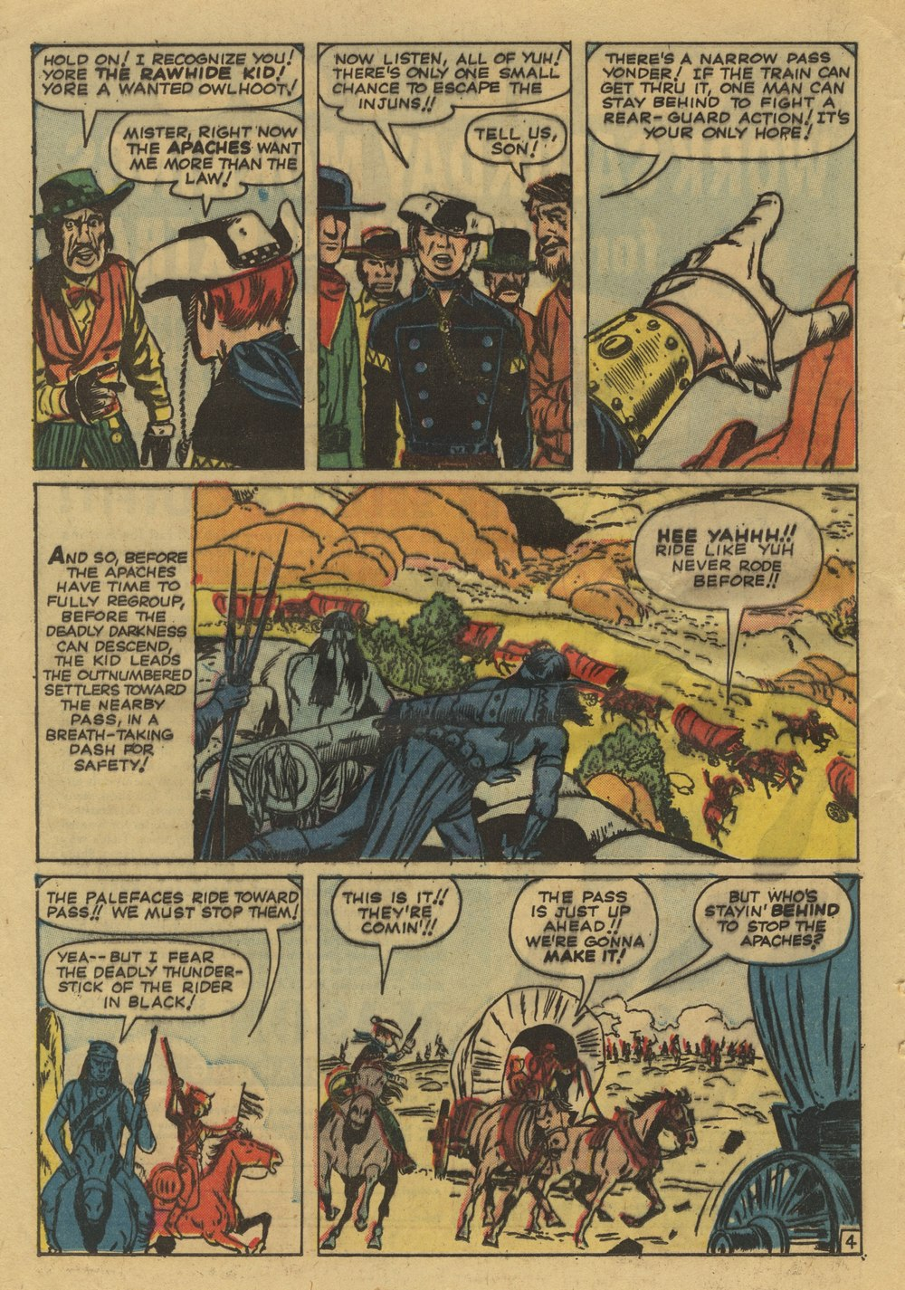 The Rawhide Kid (1955) issue 25 - Page 16