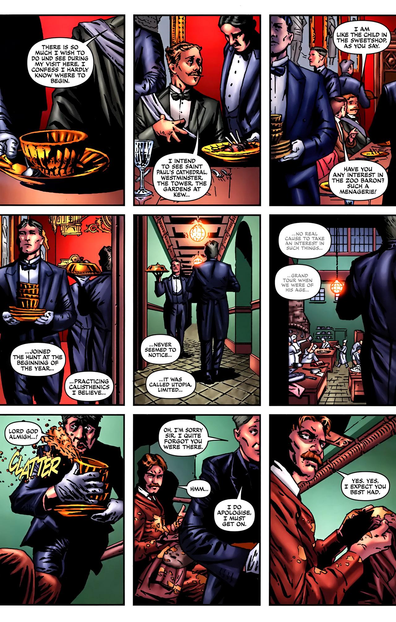 Read online Sherlock Holmes (2009) comic -  Issue #2 - 11