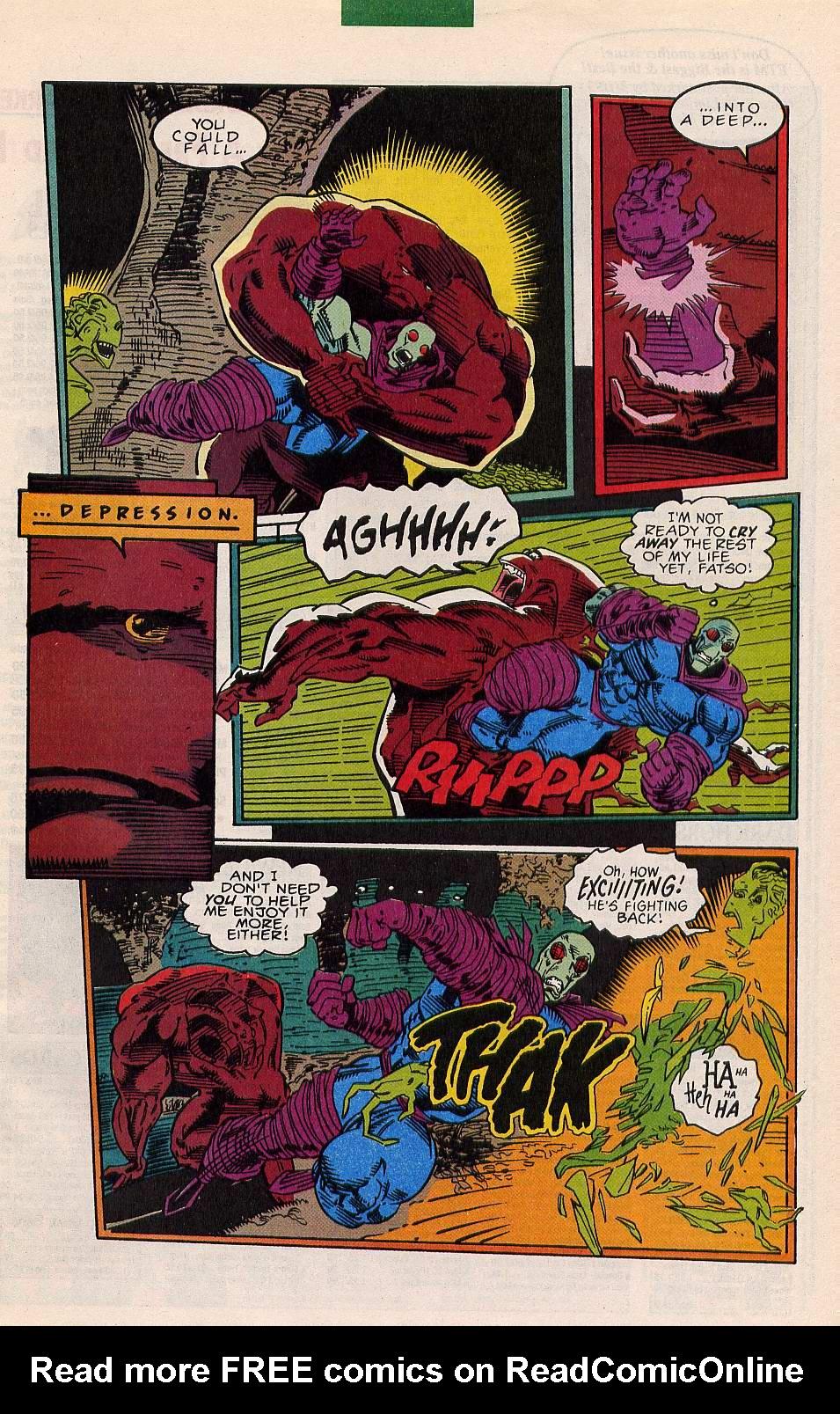 Read online Sleepwalker comic -  Issue #22 - 20