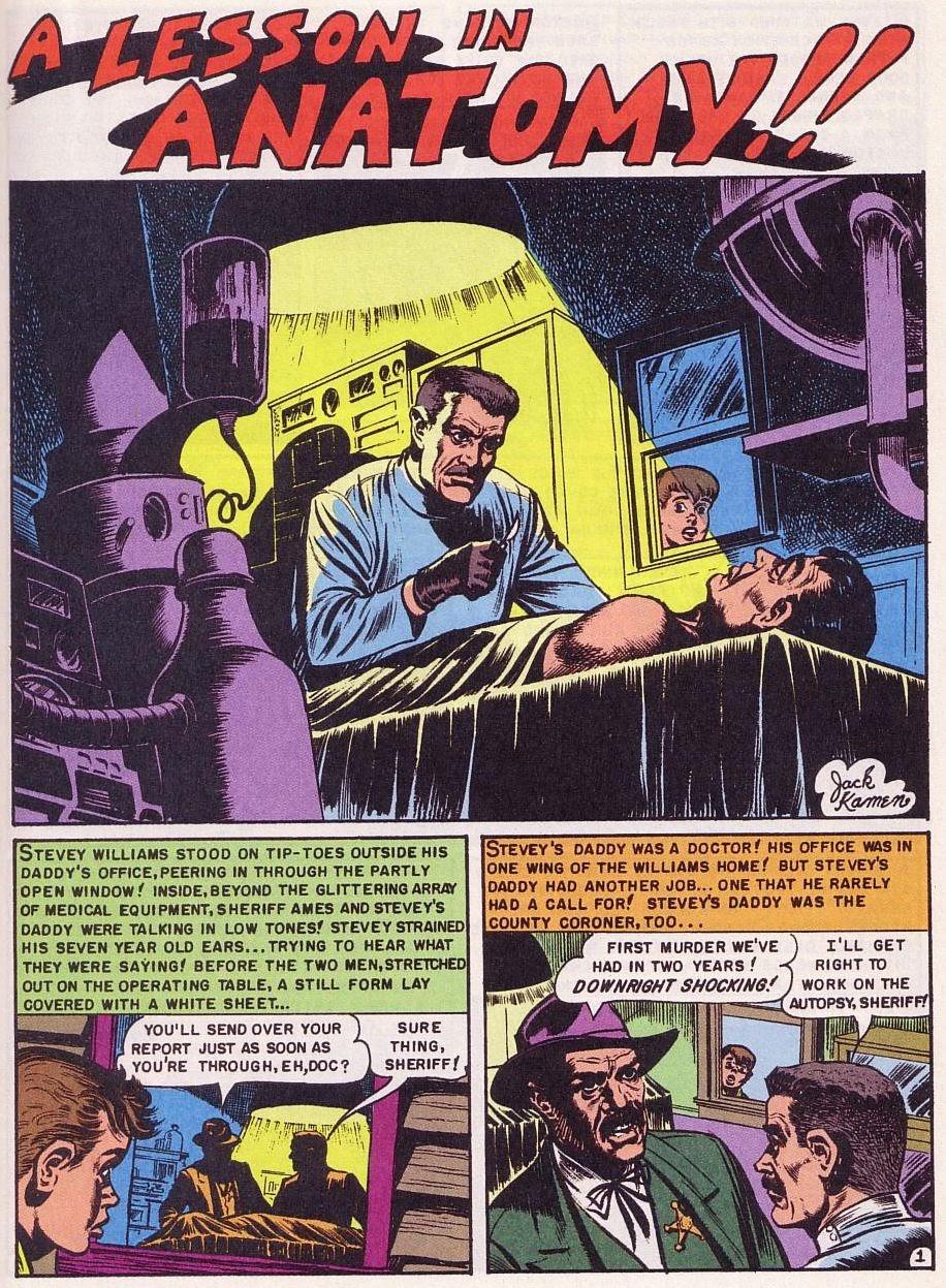 Weird Fantasy (1951) issue 12 - Page 11